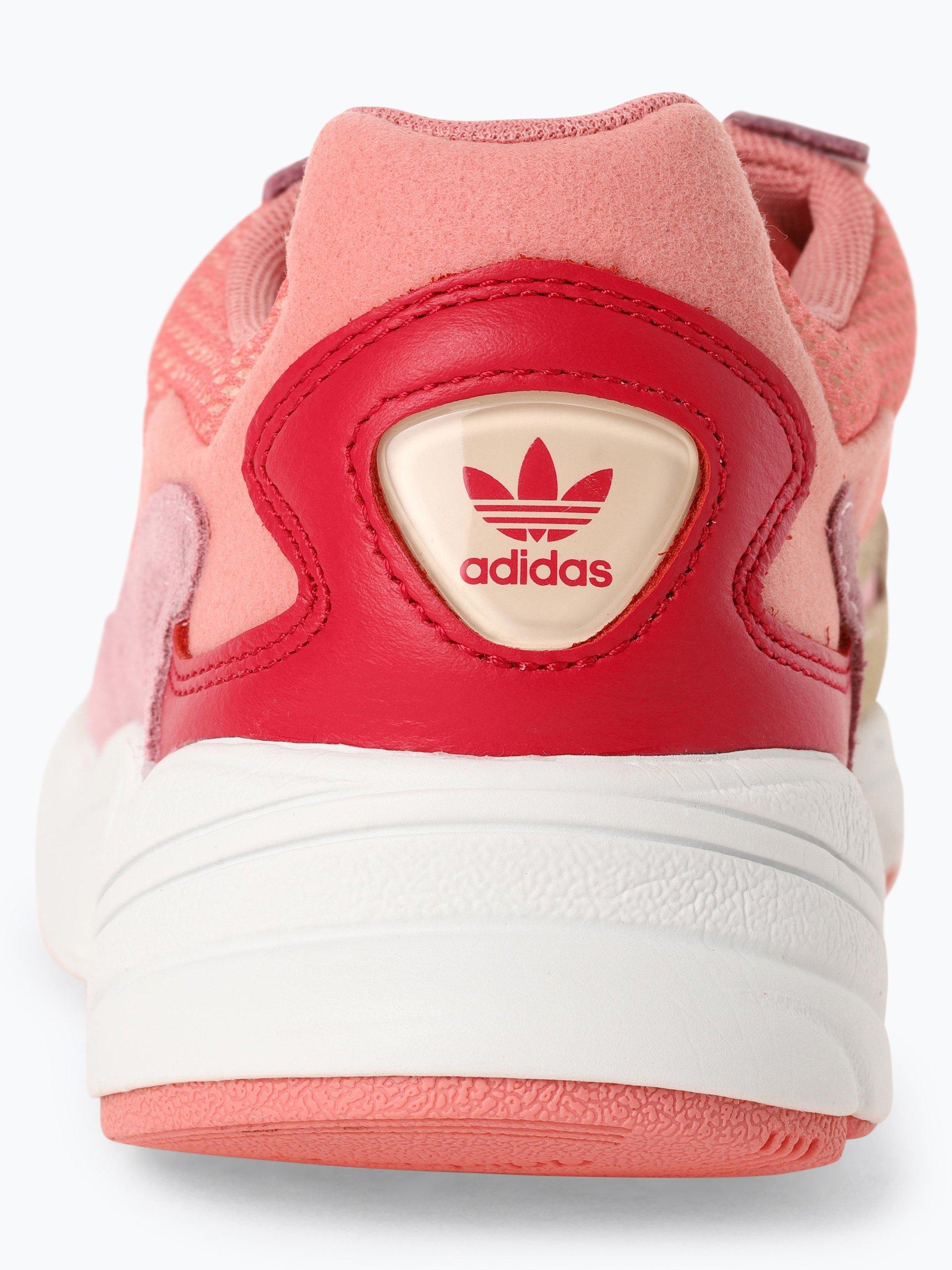adidas Originals Tenisówki damskie z dodatkiem skóry – Falcon W
