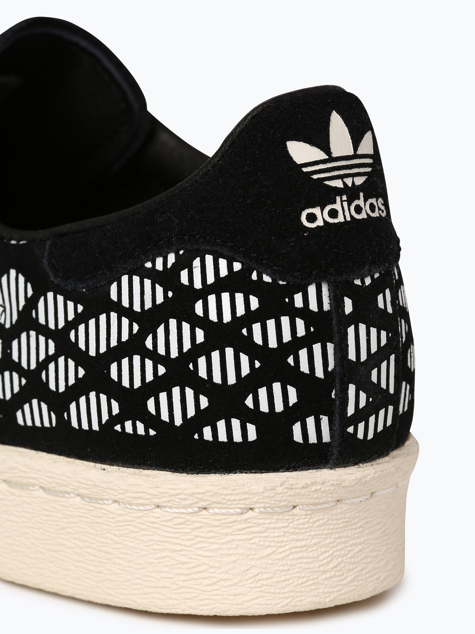 adidas Originals Tenisówki damskie z dodatkiem skóry – Superstar 80s