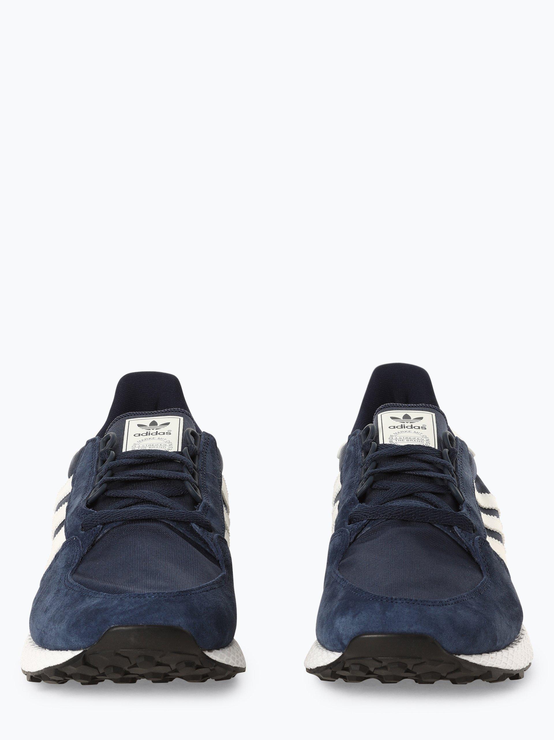 adidas Originals Tenisówki męskie z dodatkiem skóry – Forest Grove
