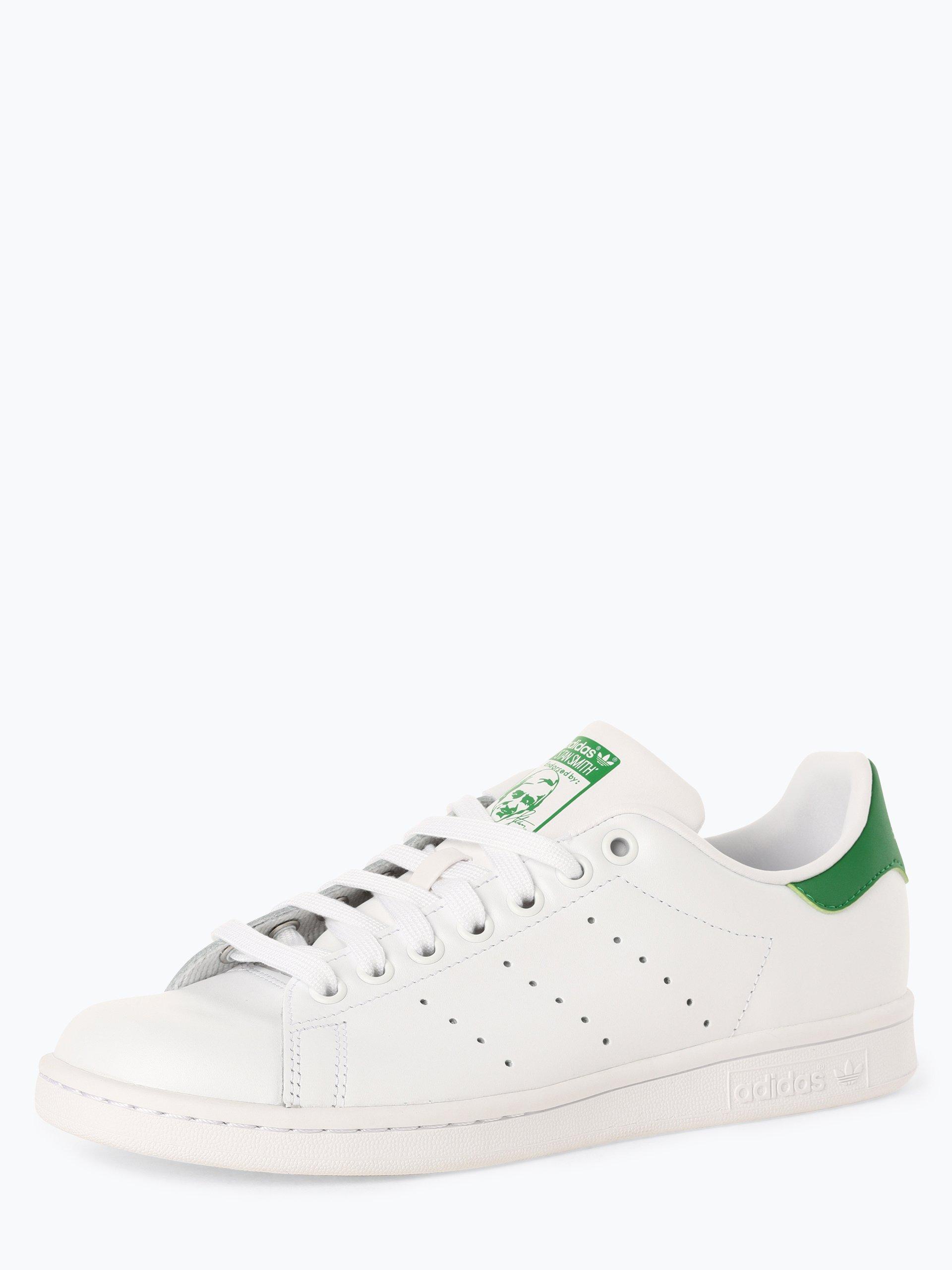 adidas Originals Tenisówki męskie z dodatkiem skóry – Stan Smith