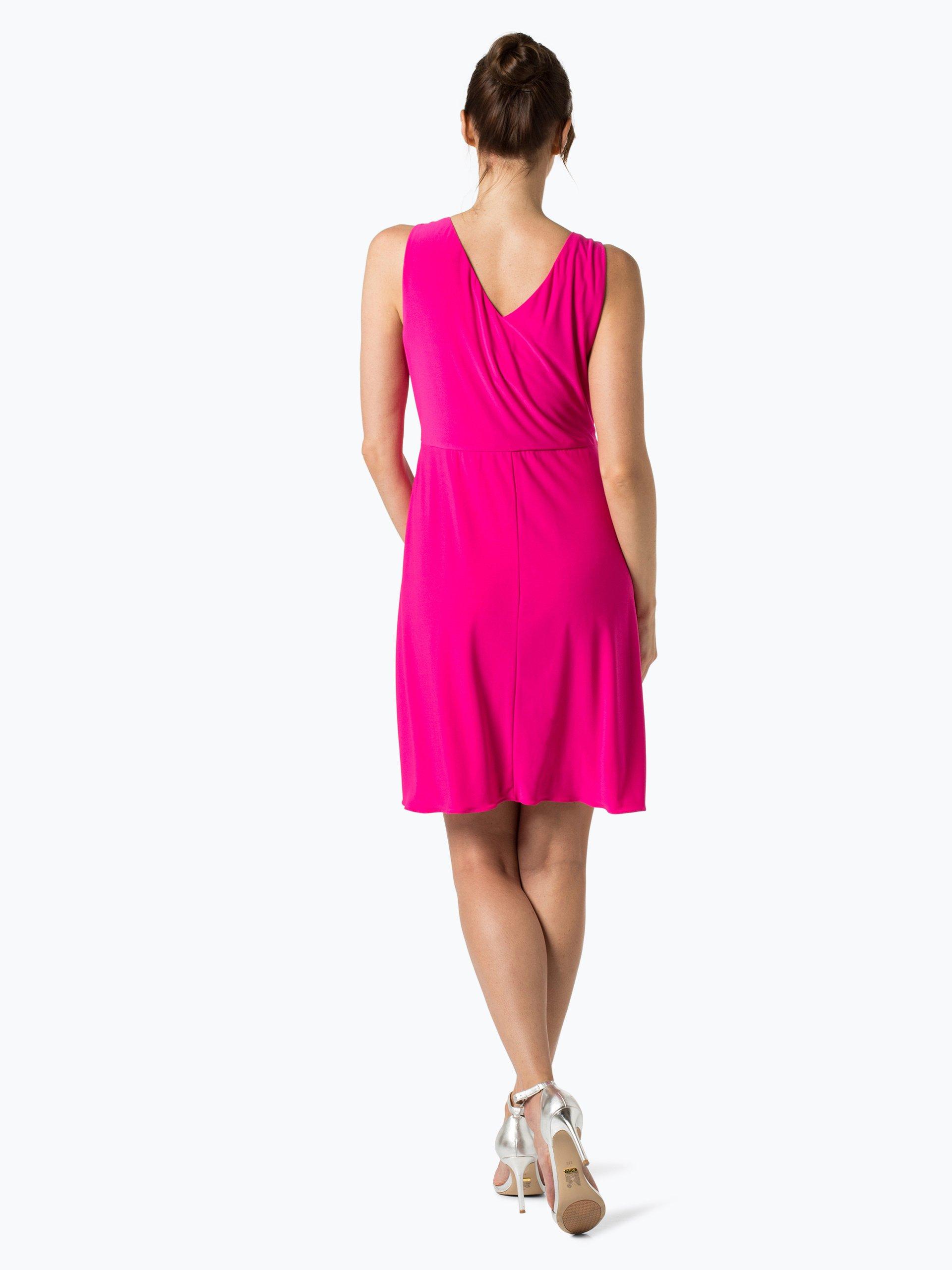 adrianna papell damen kleid pink uni online kaufen. Black Bedroom Furniture Sets. Home Design Ideas