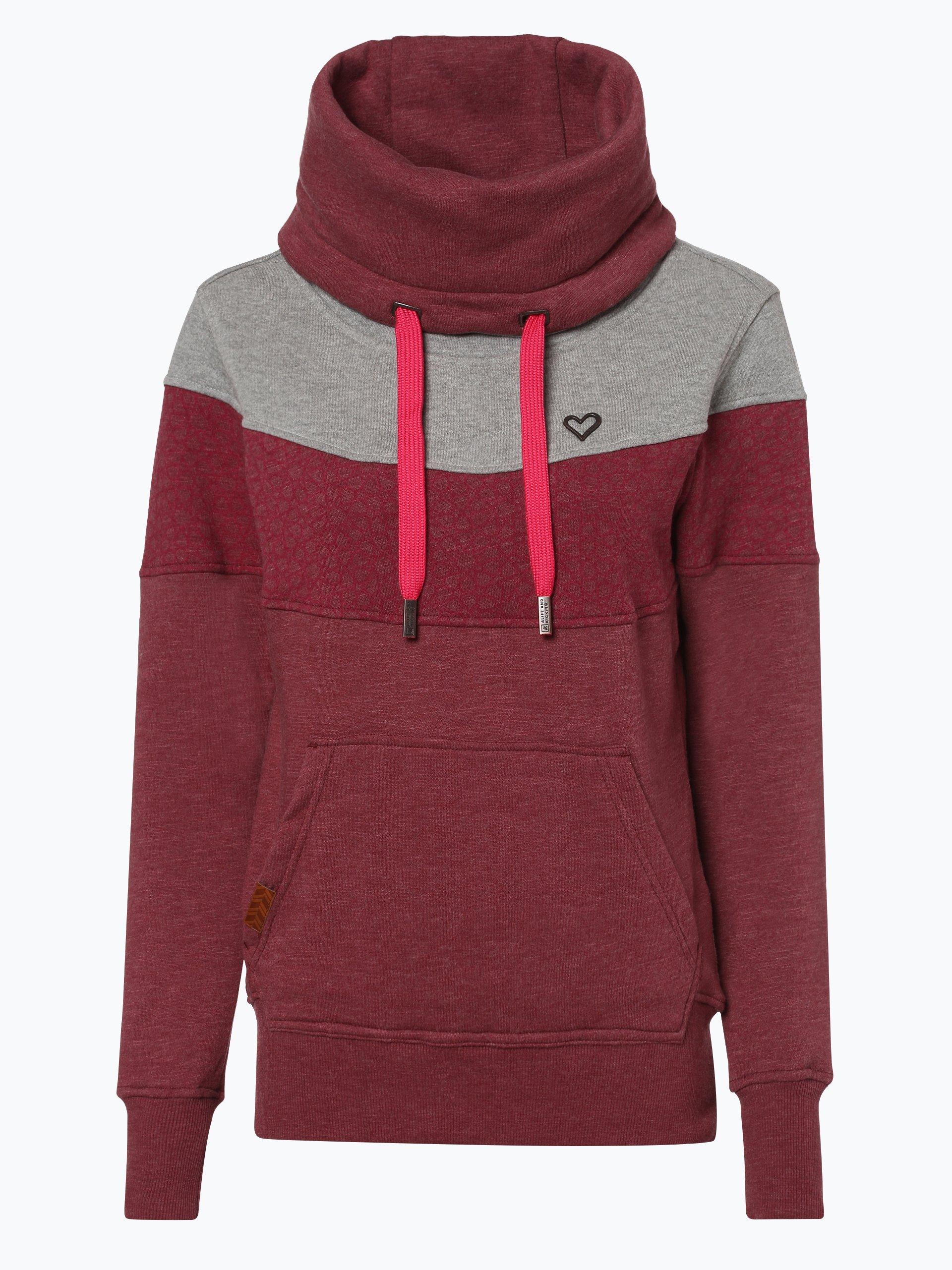 alife and kickin Damen Sweatshirt - Sunshine