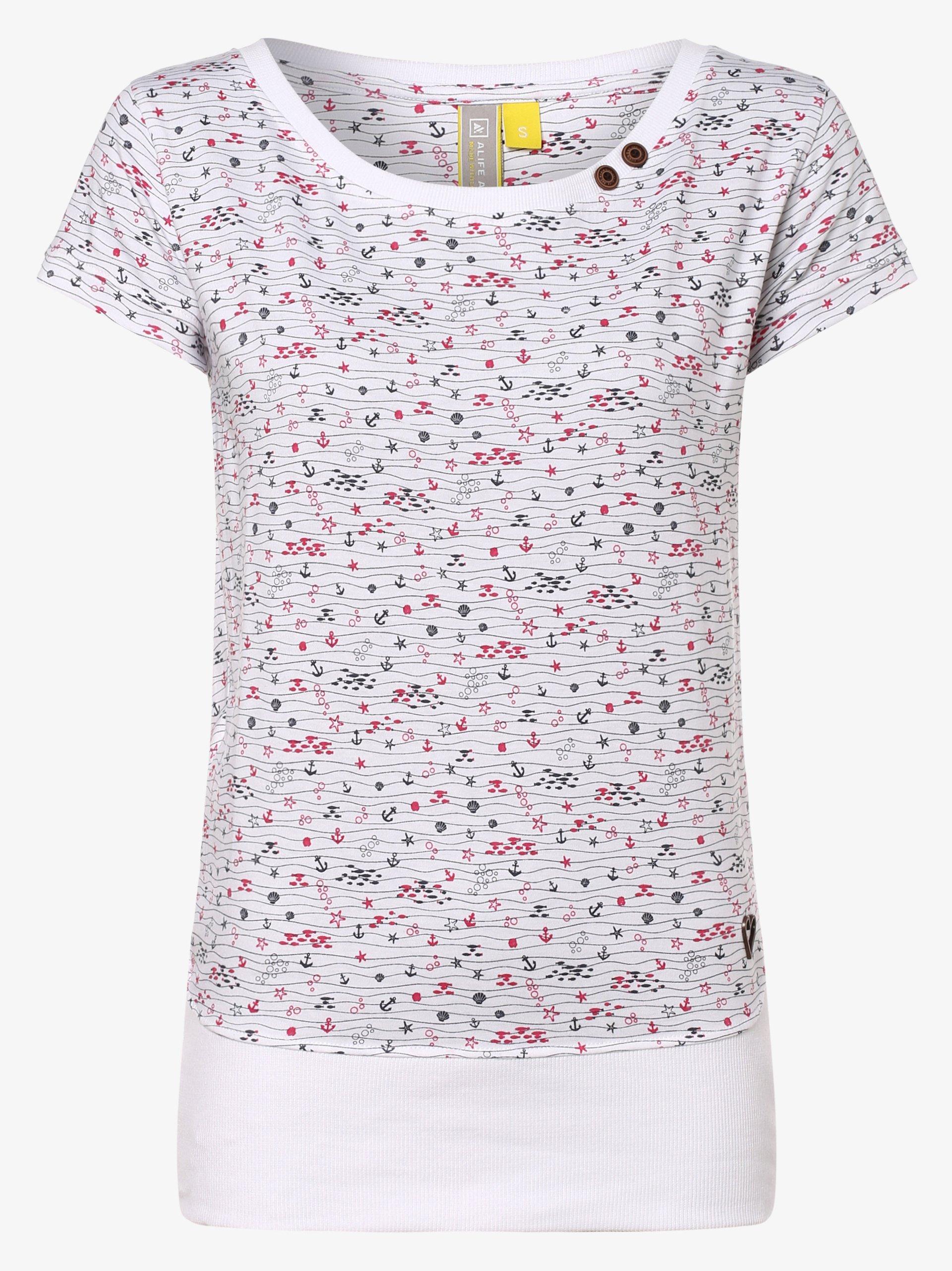 alife and kickin Damen T-Shirt - Coco