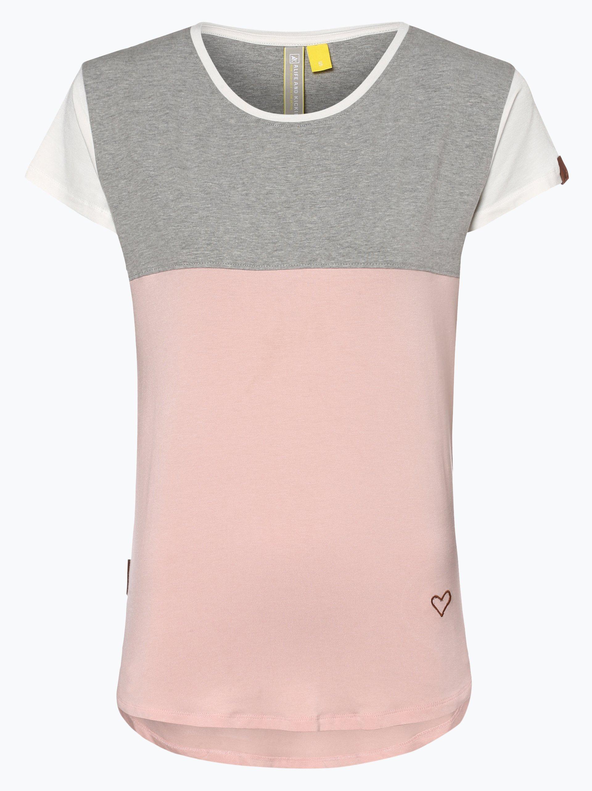 alife and kickin Damen T-Shirt - Moni