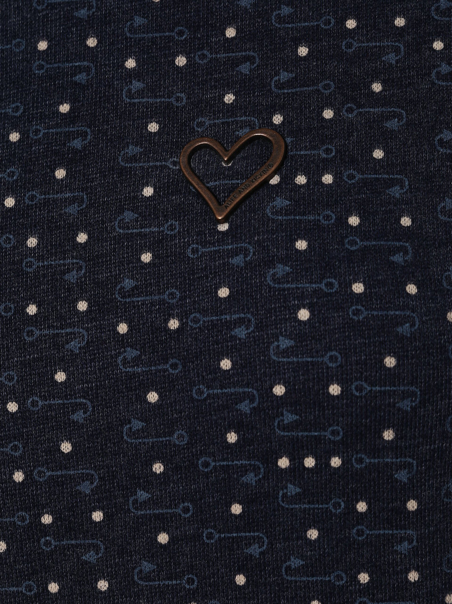 alife and kickin Damska bluza nierozpinana – Sarah