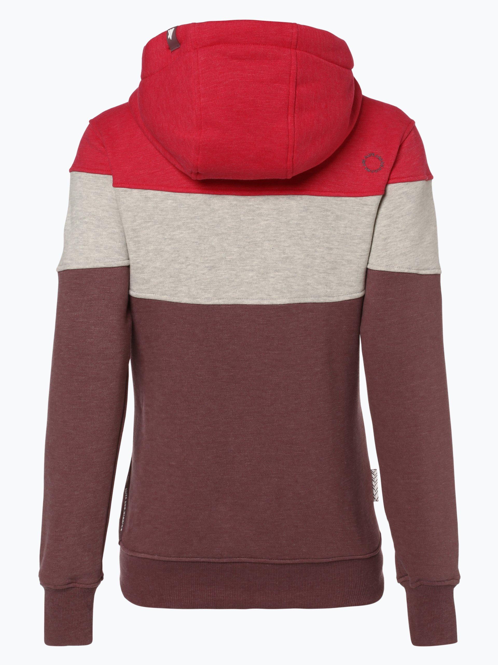 Alife& Kickin Damska bluza rozpinana – Palina