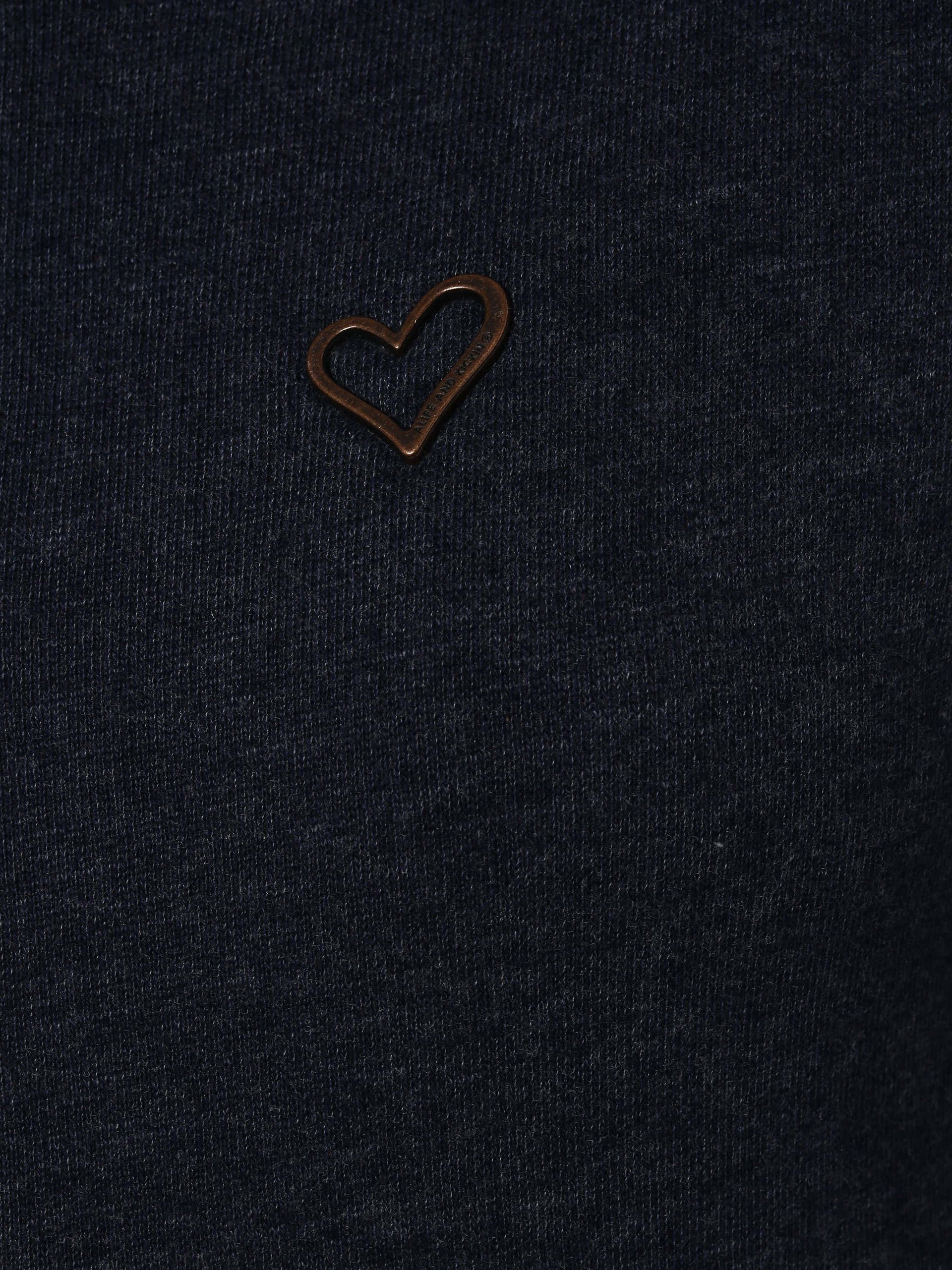Alife& Kickin Damska bluza rozpinana – Yasmin