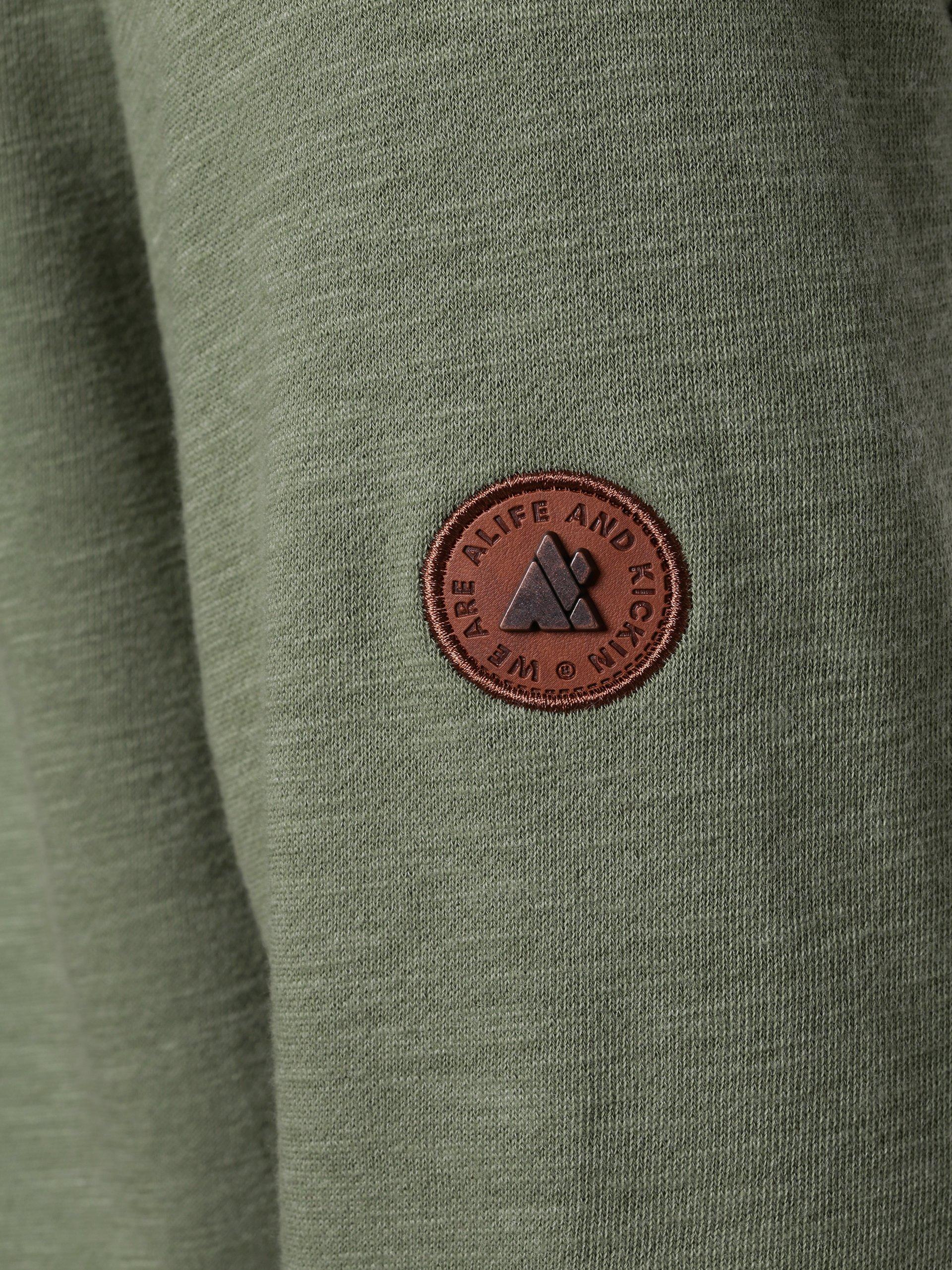 Alife& Kickin Męska bluza nierozpinana – Johnson
