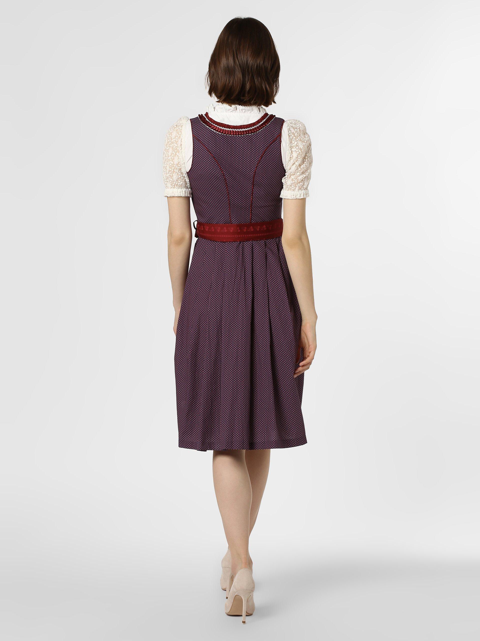Alpenfeeling Ludowa sukienka damska