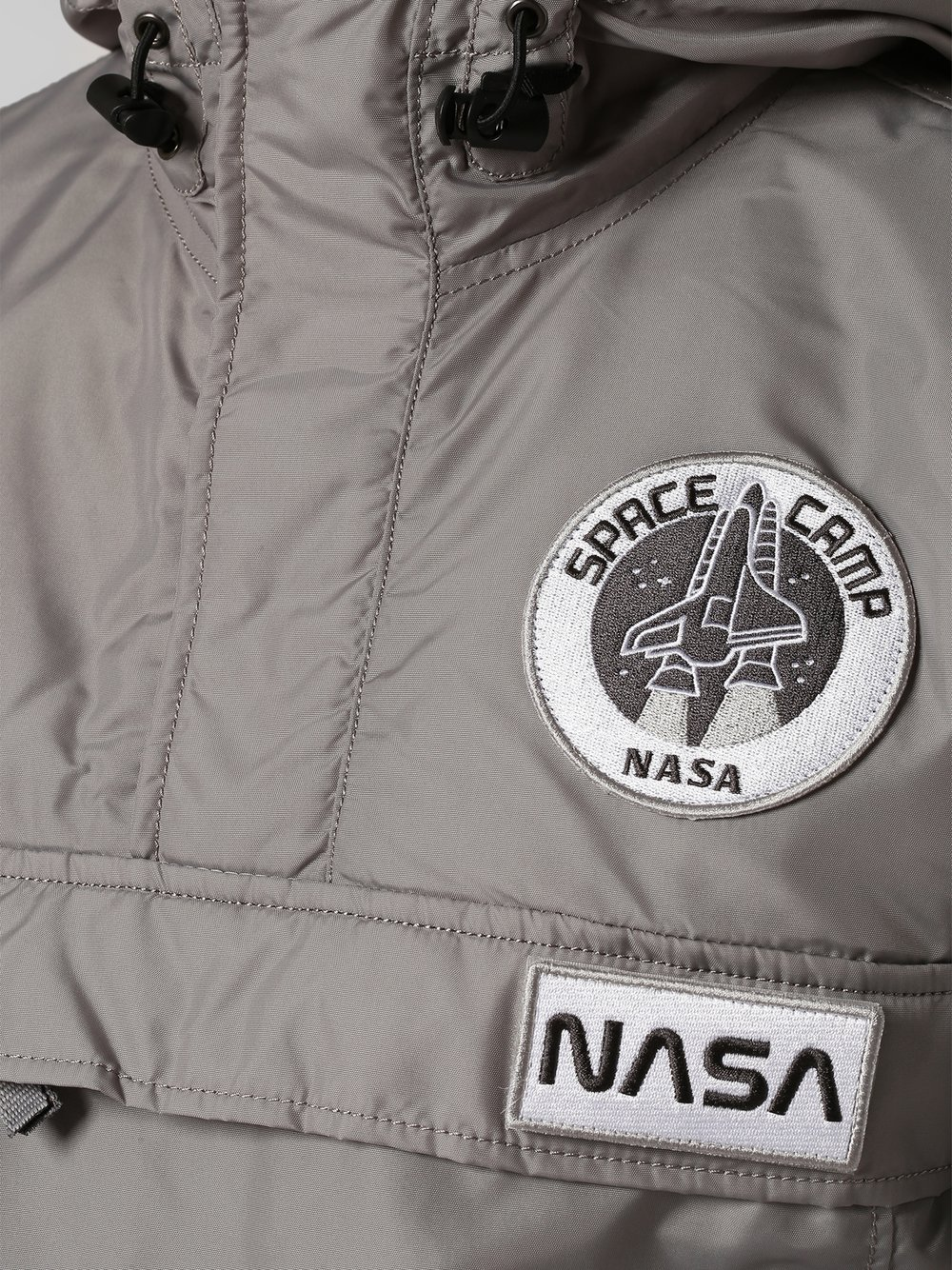 Herren Jacke Space Camp Anorak