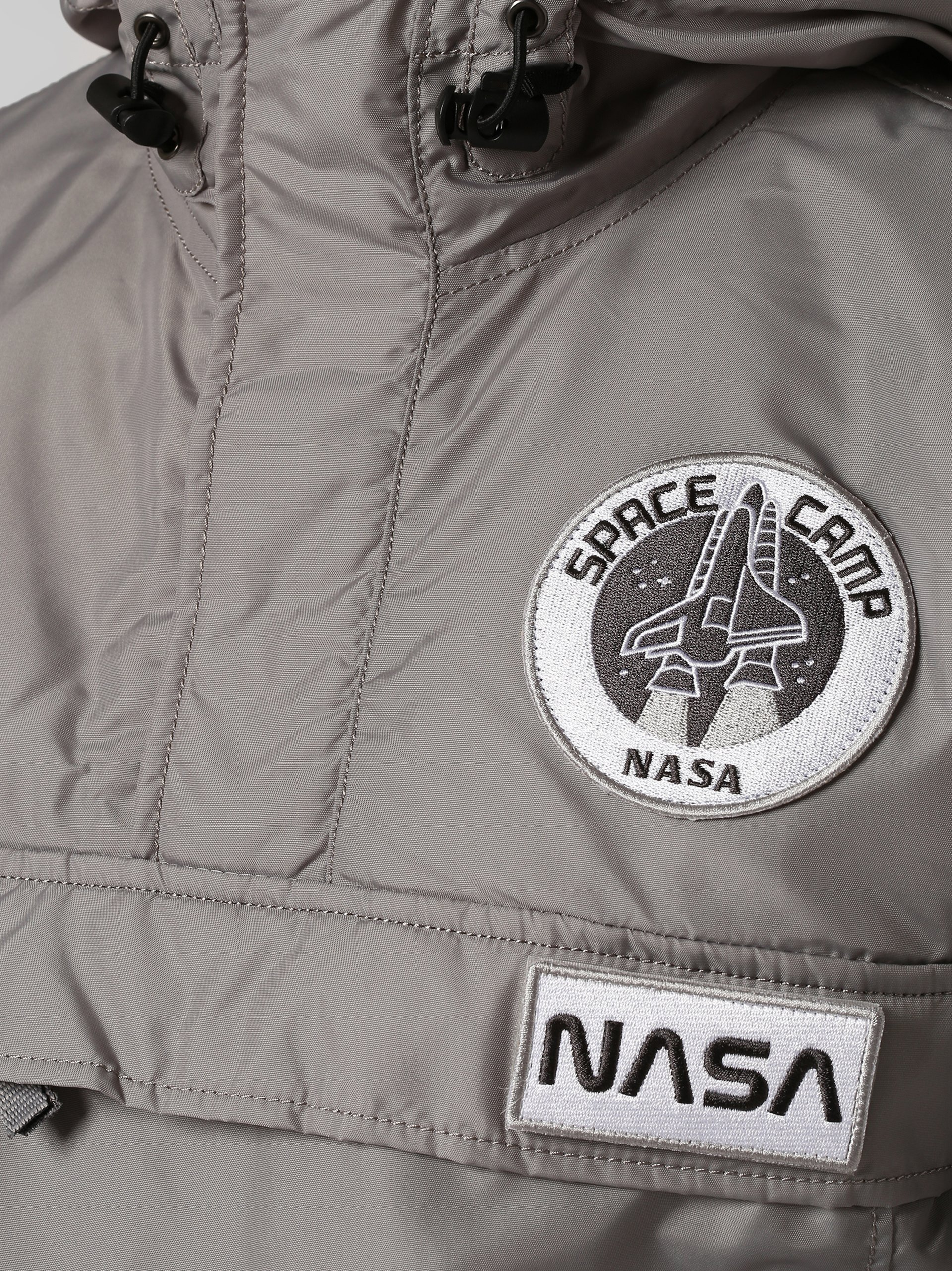 Alpha Industries Kurtka męska – Space Camp Anorak