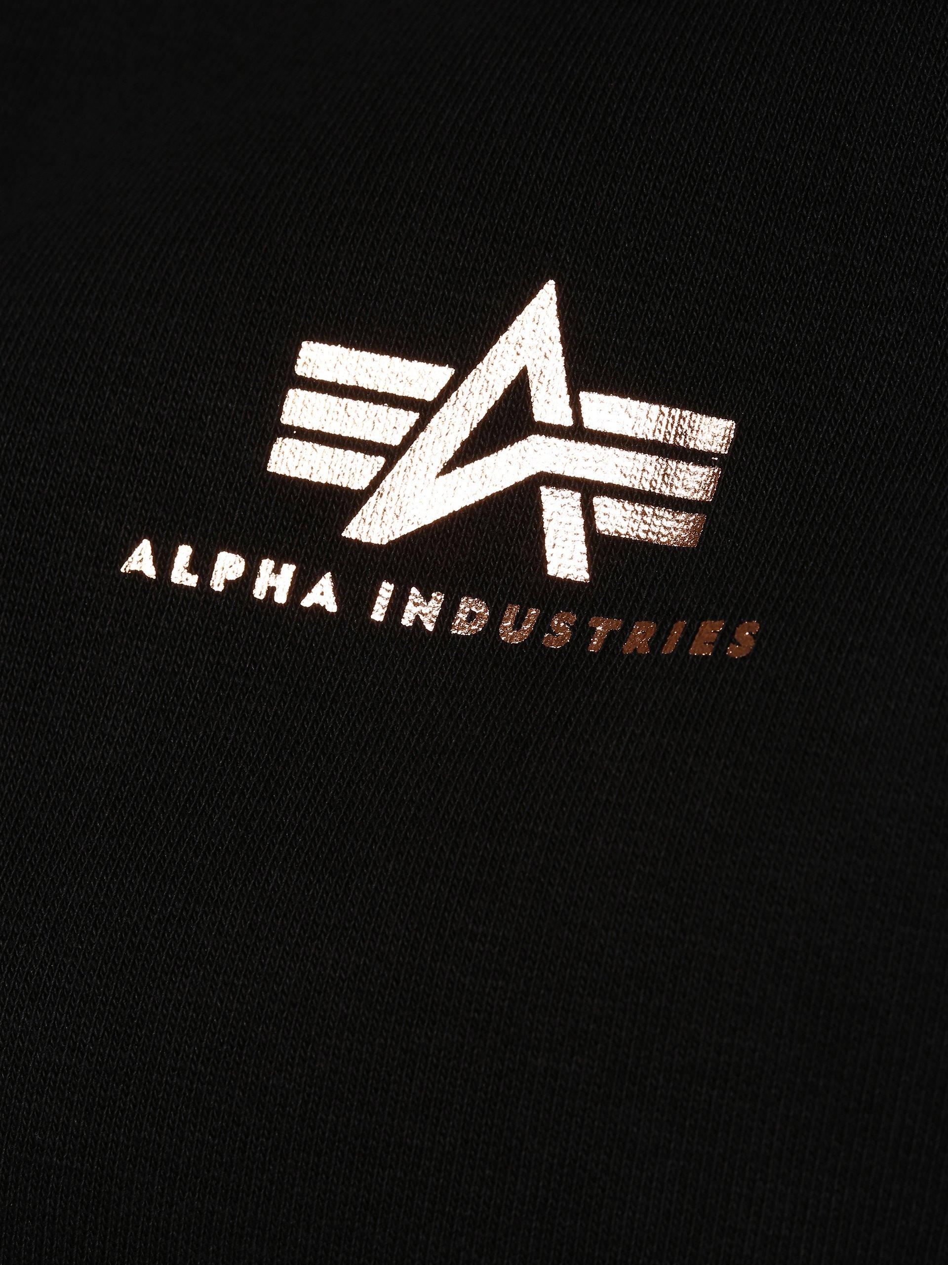 Alpha Industries Męska bluza nierozpinana