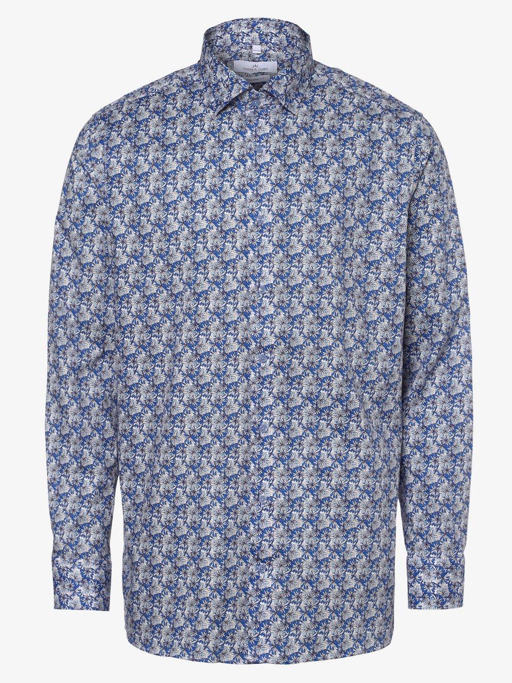 Andrew James New York Koszula męska – Ted kup online  9X3Vy