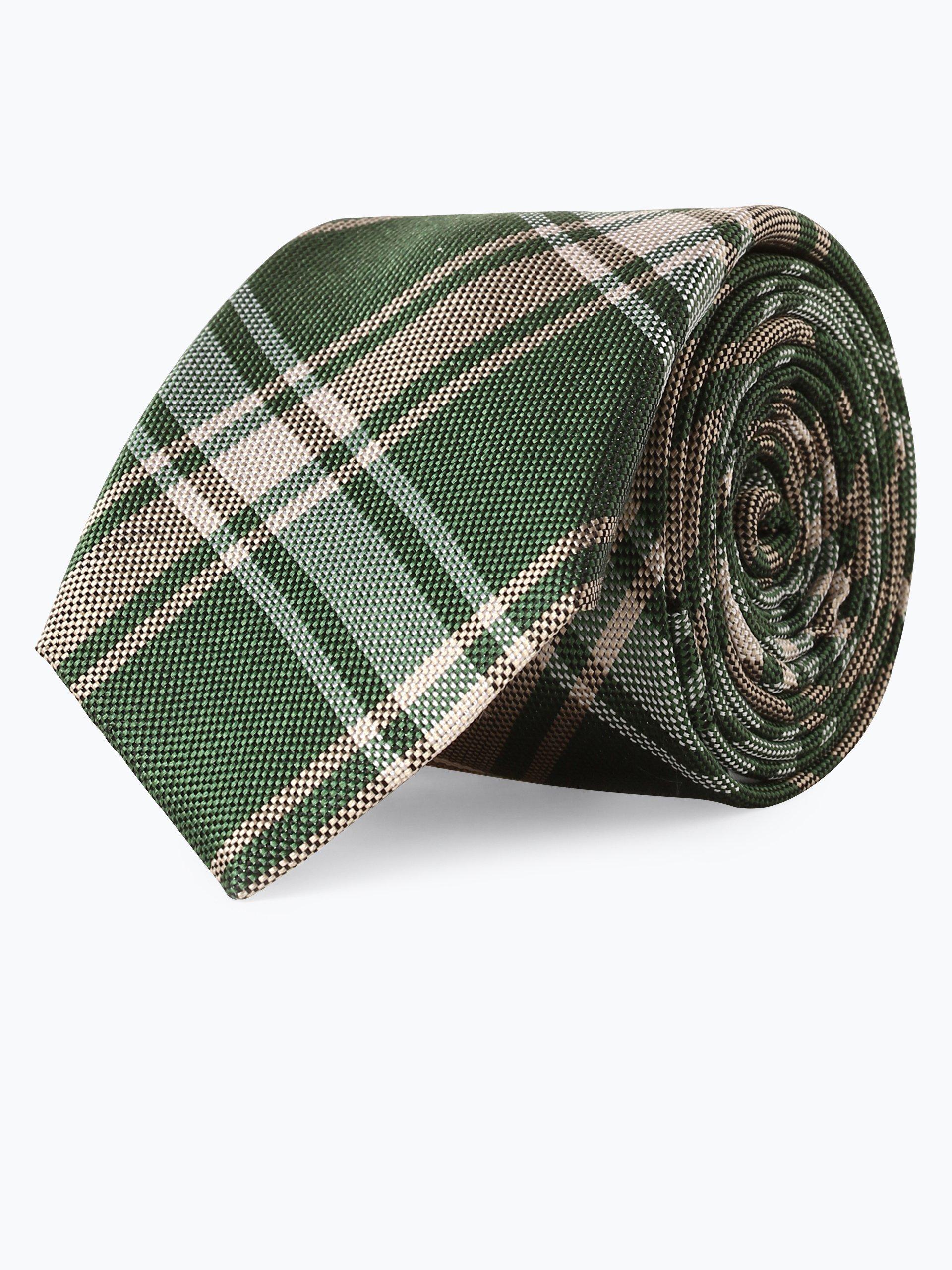 Andrew James New York Krawat jedwabny męski