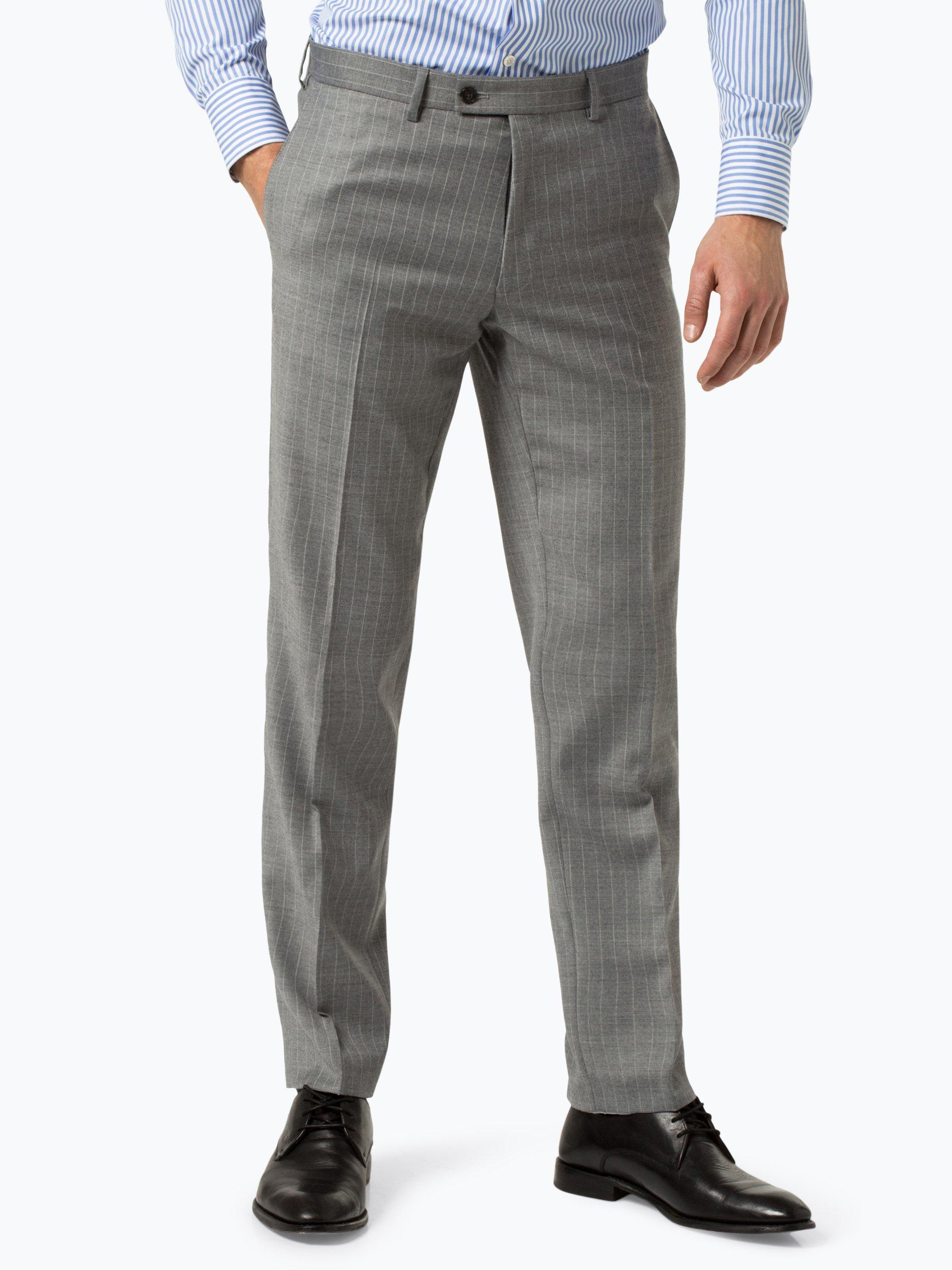 Andrew James New York Męskie spodnie od garnituru modułowego – Brad-Carter