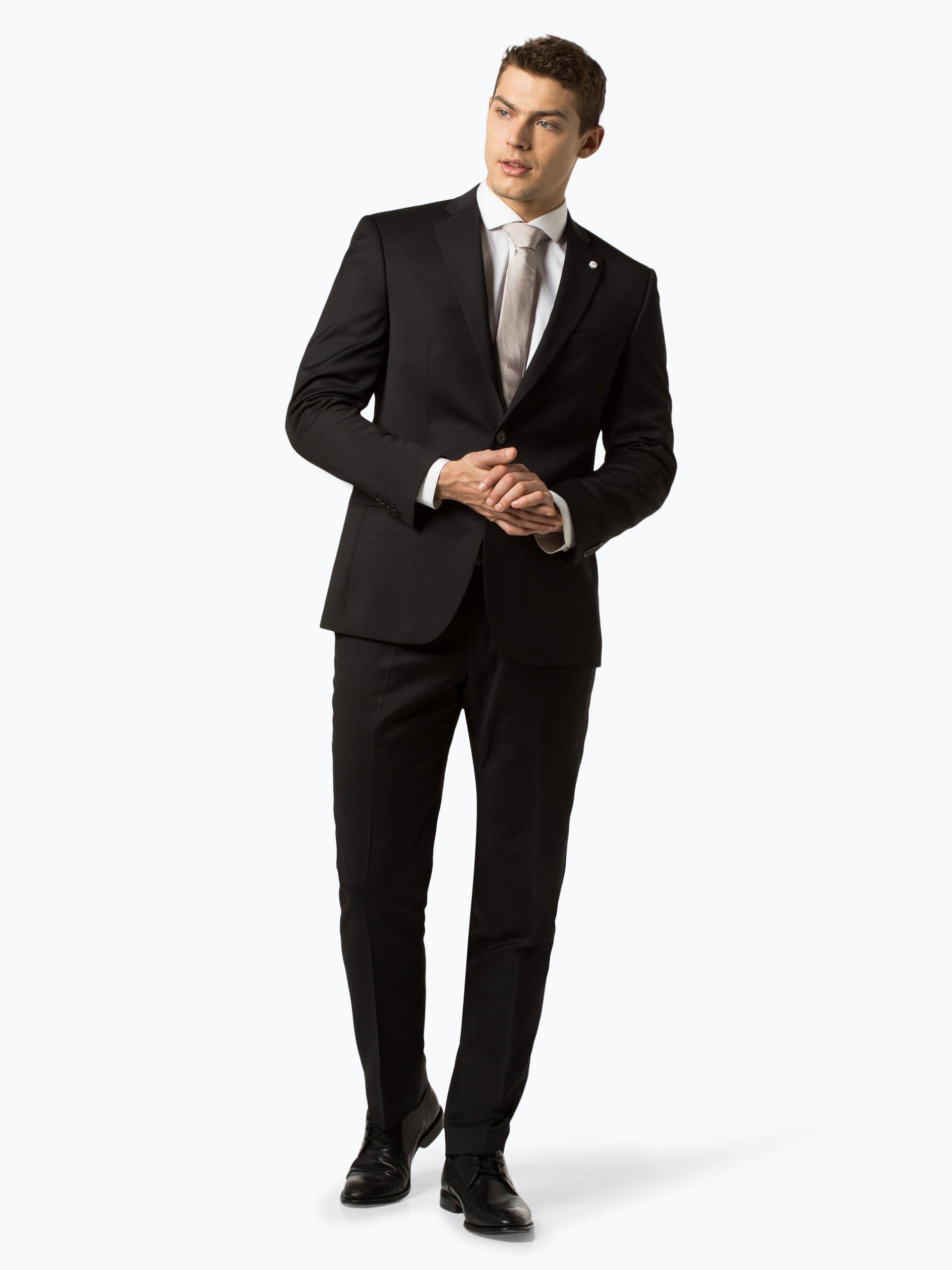 Andrew James New York Męskie spodnie od garnituru modułowego – Carter