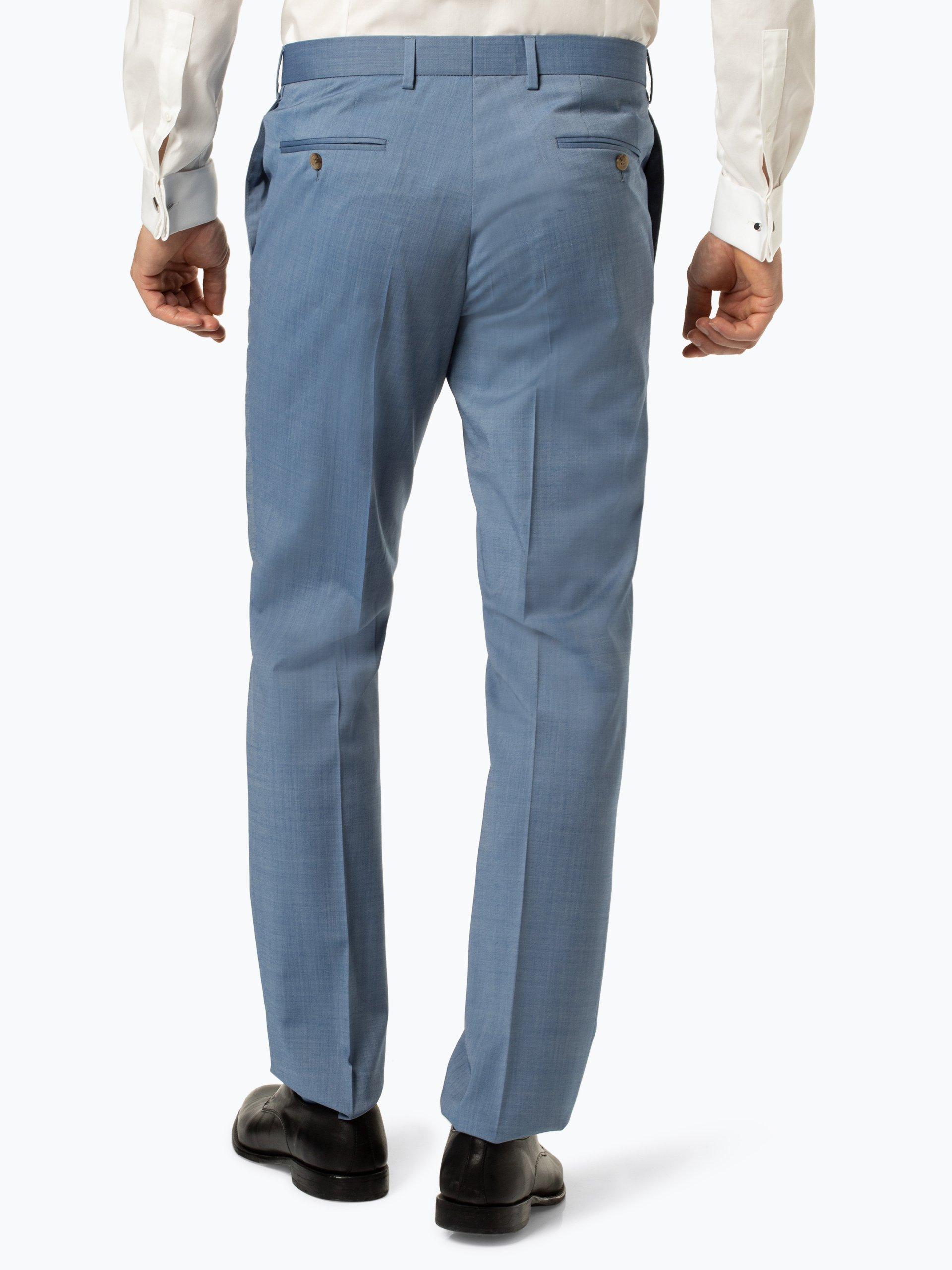 Andrew James New York Męskie spodnie od garnituru modułowego