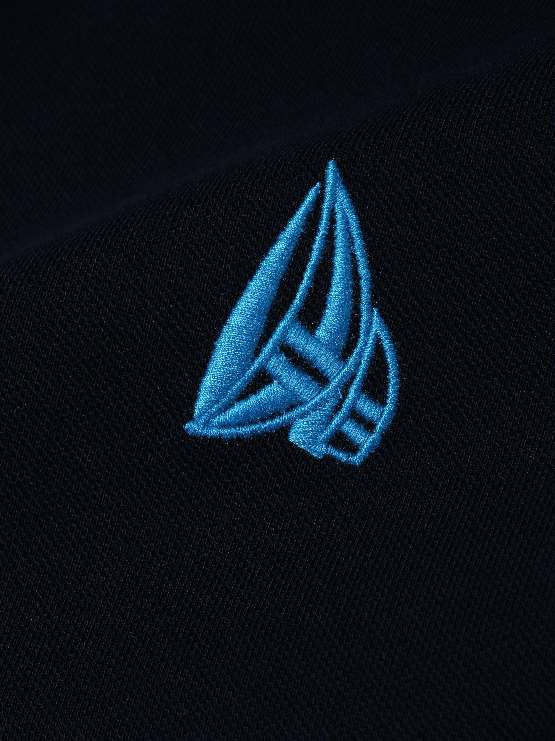 Andrew James Sailing Herren Poloshirt