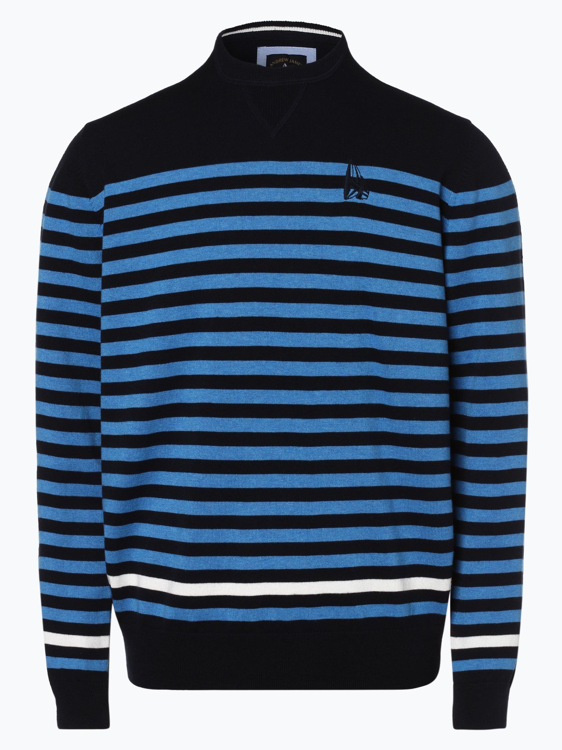 Andrew James Sailing Herren Pullover