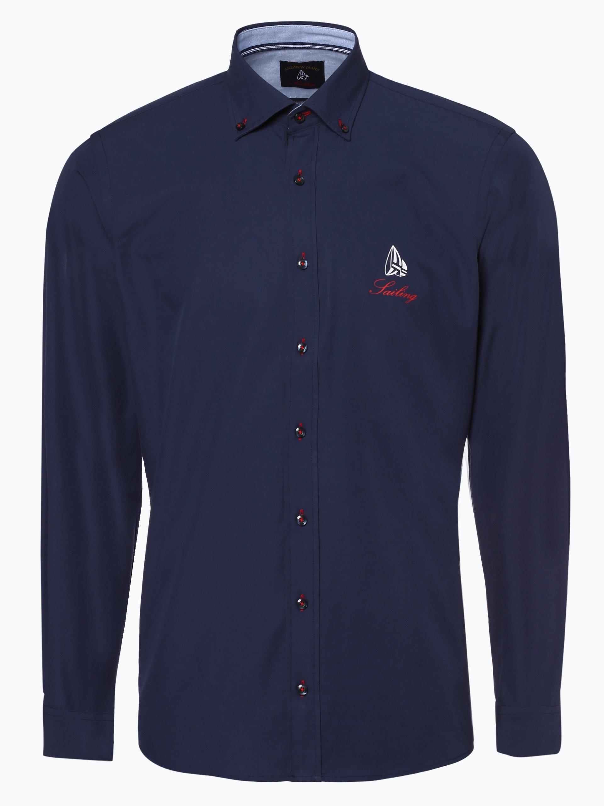 Andrew James Sailing Koszula męska