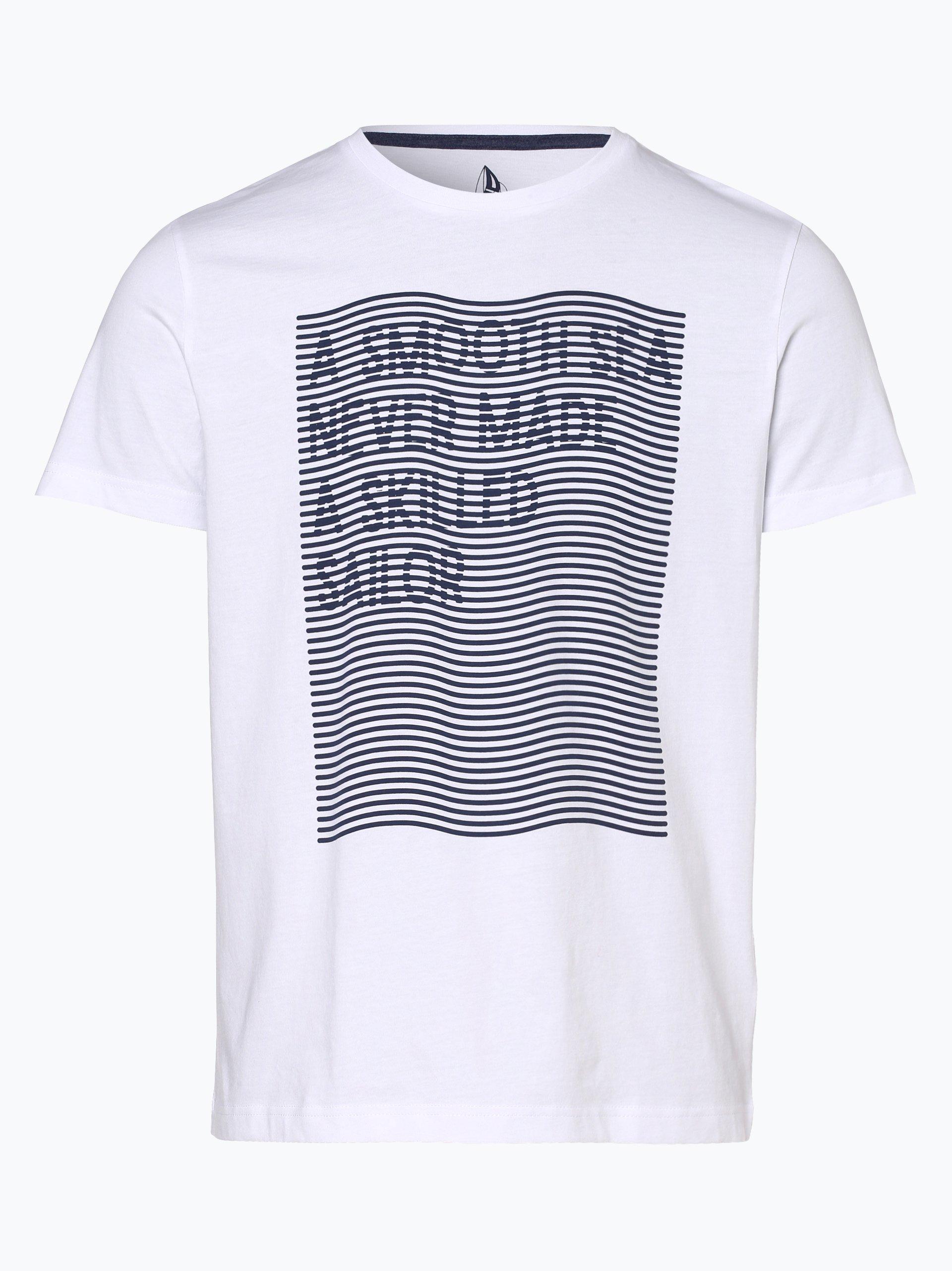 Andrew James Sailing T-shirt męski
