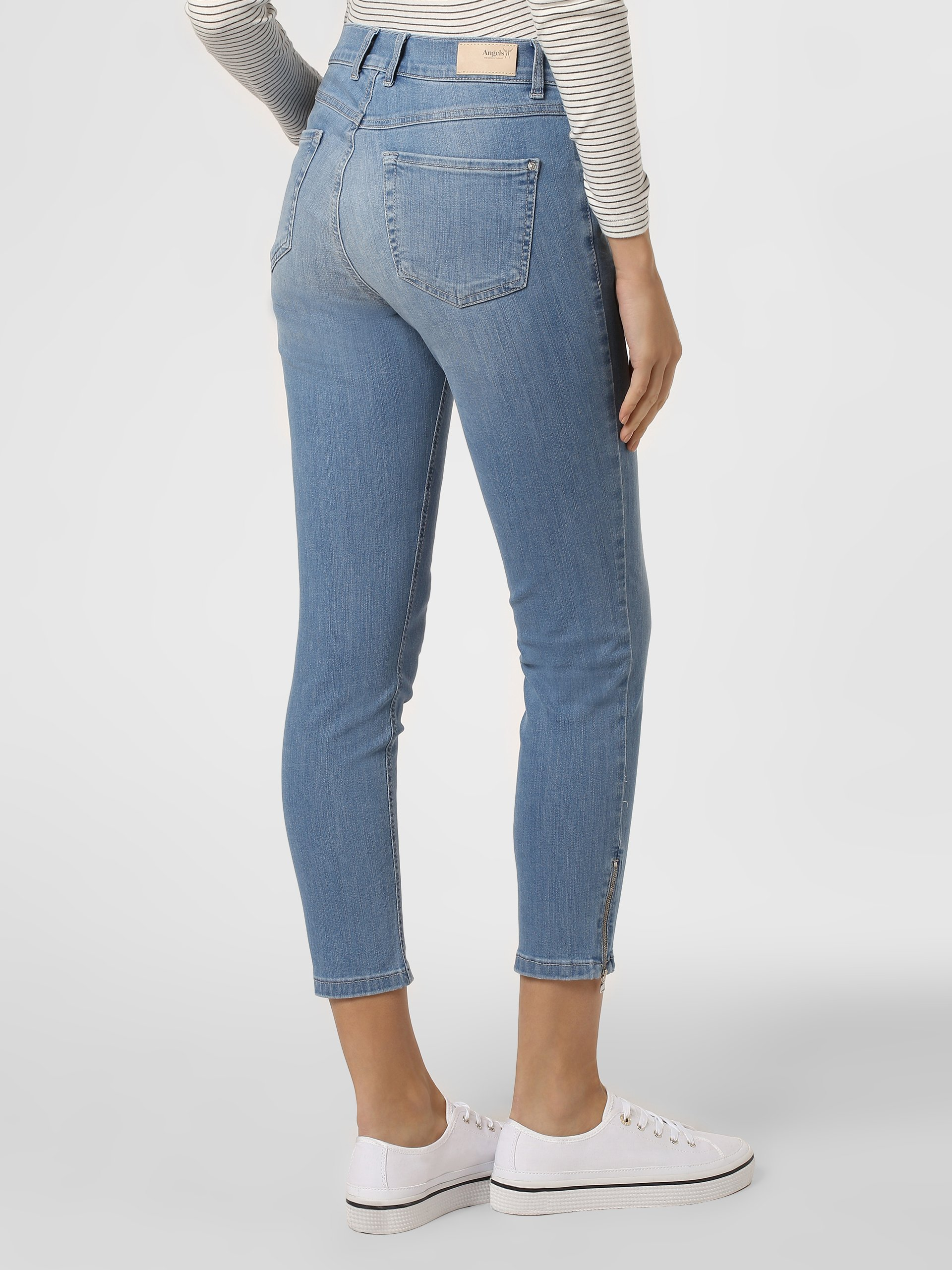 Angels Damen Jeans - Ankle Zip