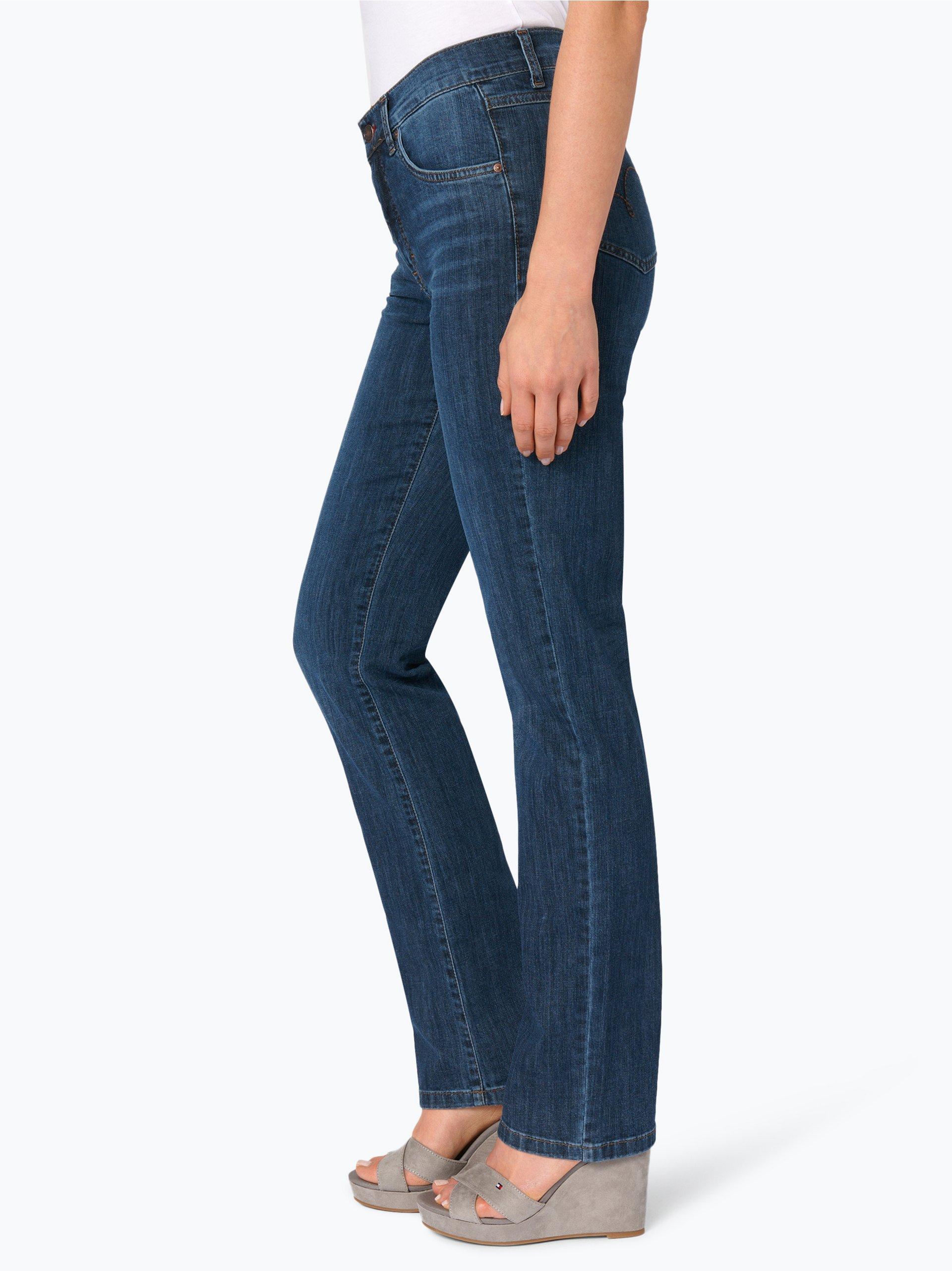 angels damen jeans dolly blue stone uni online kaufen. Black Bedroom Furniture Sets. Home Design Ideas