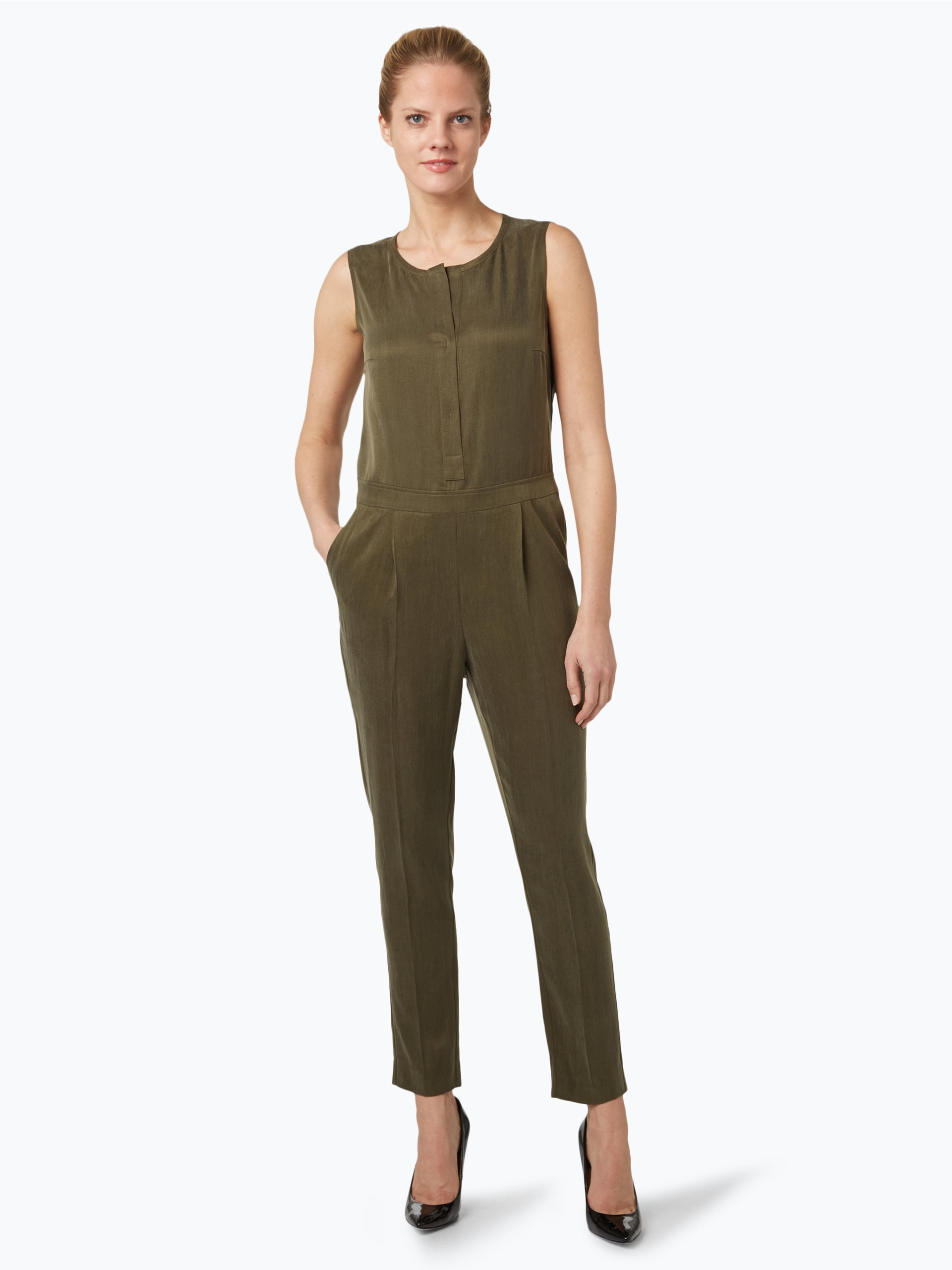 apriori damen jumpsuit wei uni online kaufen vangraaf com. Black Bedroom Furniture Sets. Home Design Ideas