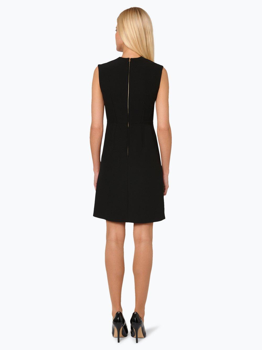 Apriori Damen Kleid schwarz weiß uni online kaufen | PEEK-UND ...