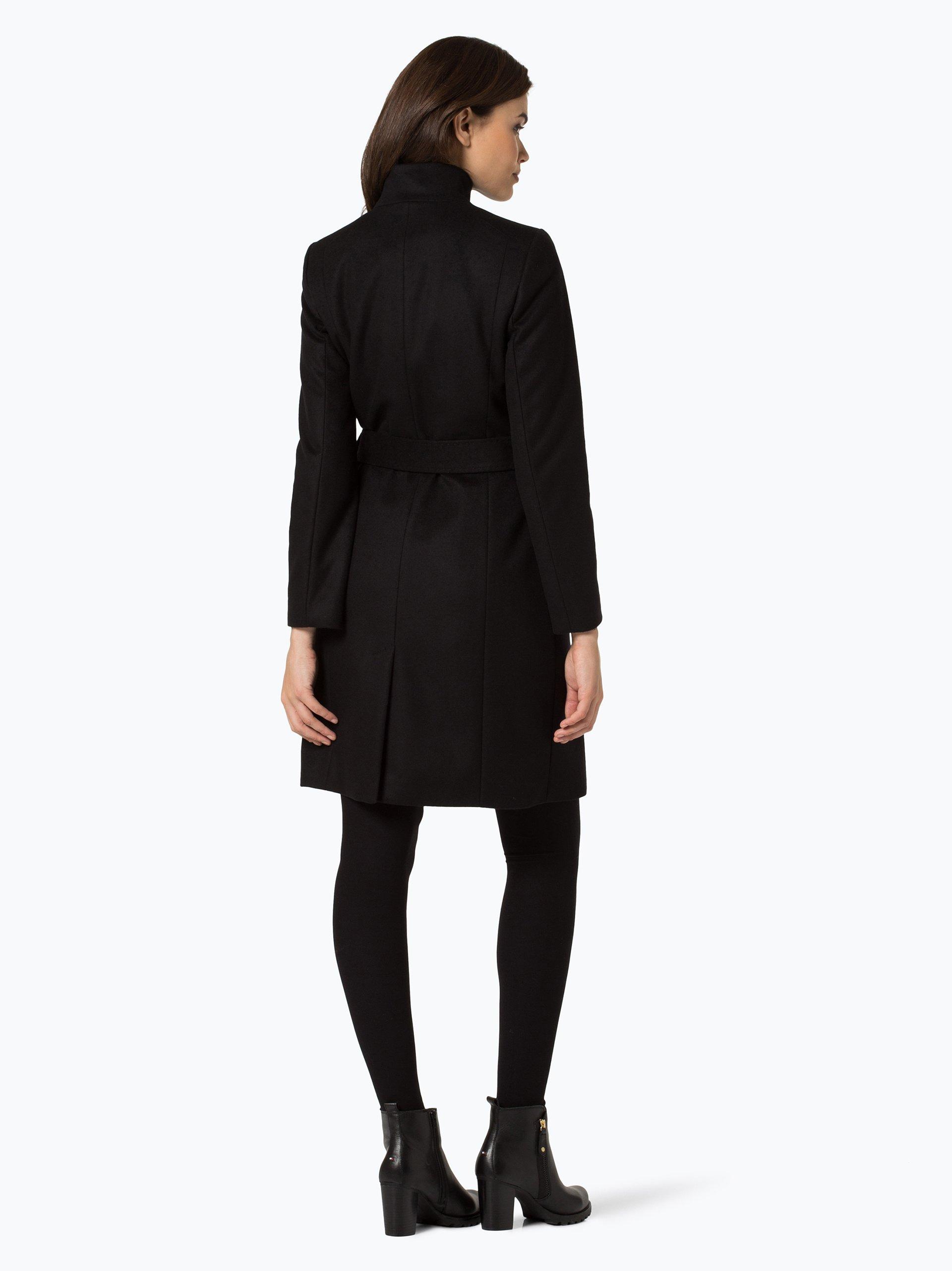 apriori damen mantel mit cashmere anteil coordinates schwarz uni online kaufen peek und. Black Bedroom Furniture Sets. Home Design Ideas