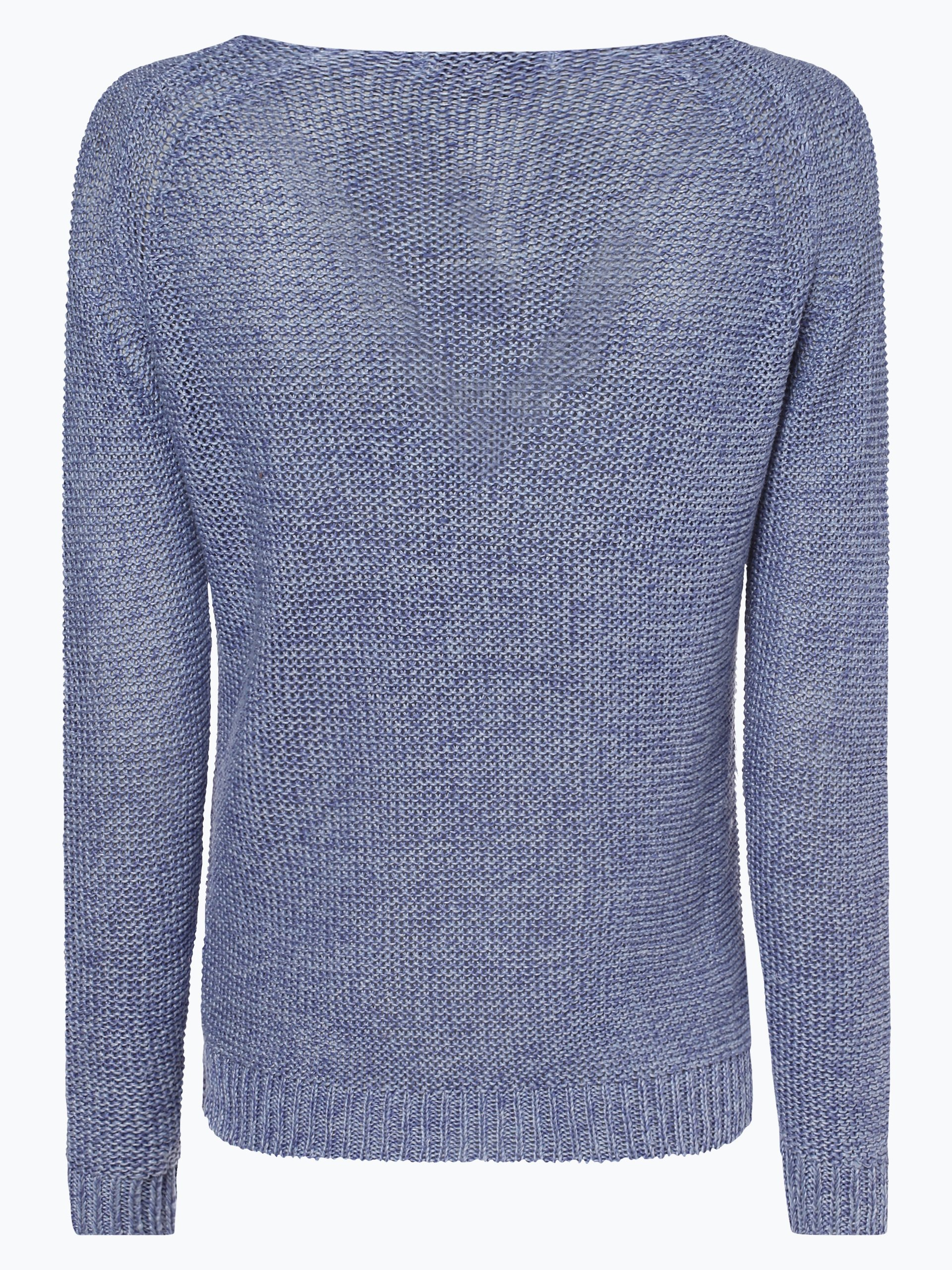 Apriori Damen Pullover aus Leinen