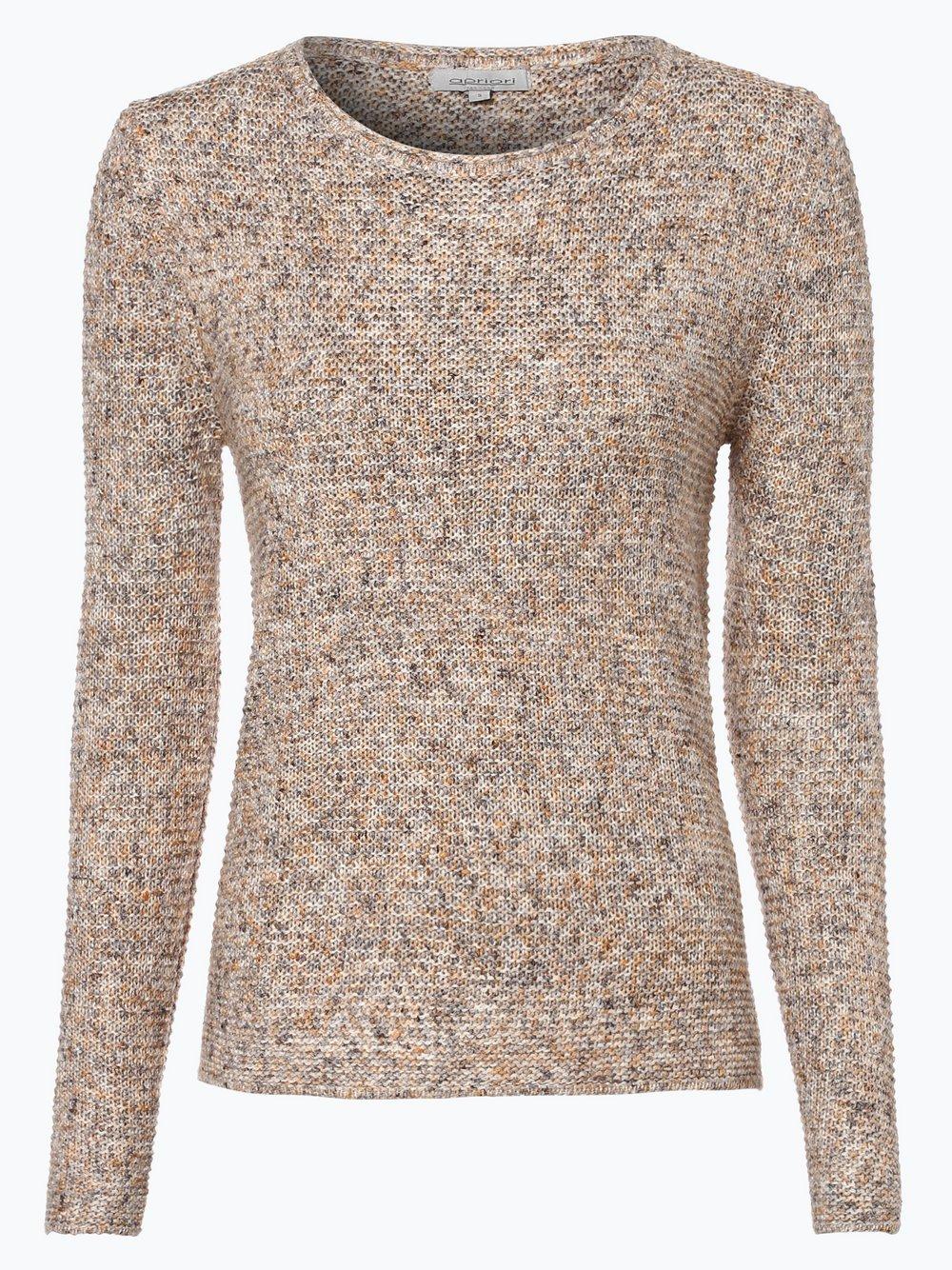 the latest 6e4a2 fa397 Apriori Damen Pullover mit Leinen-Anteil online kaufen ...