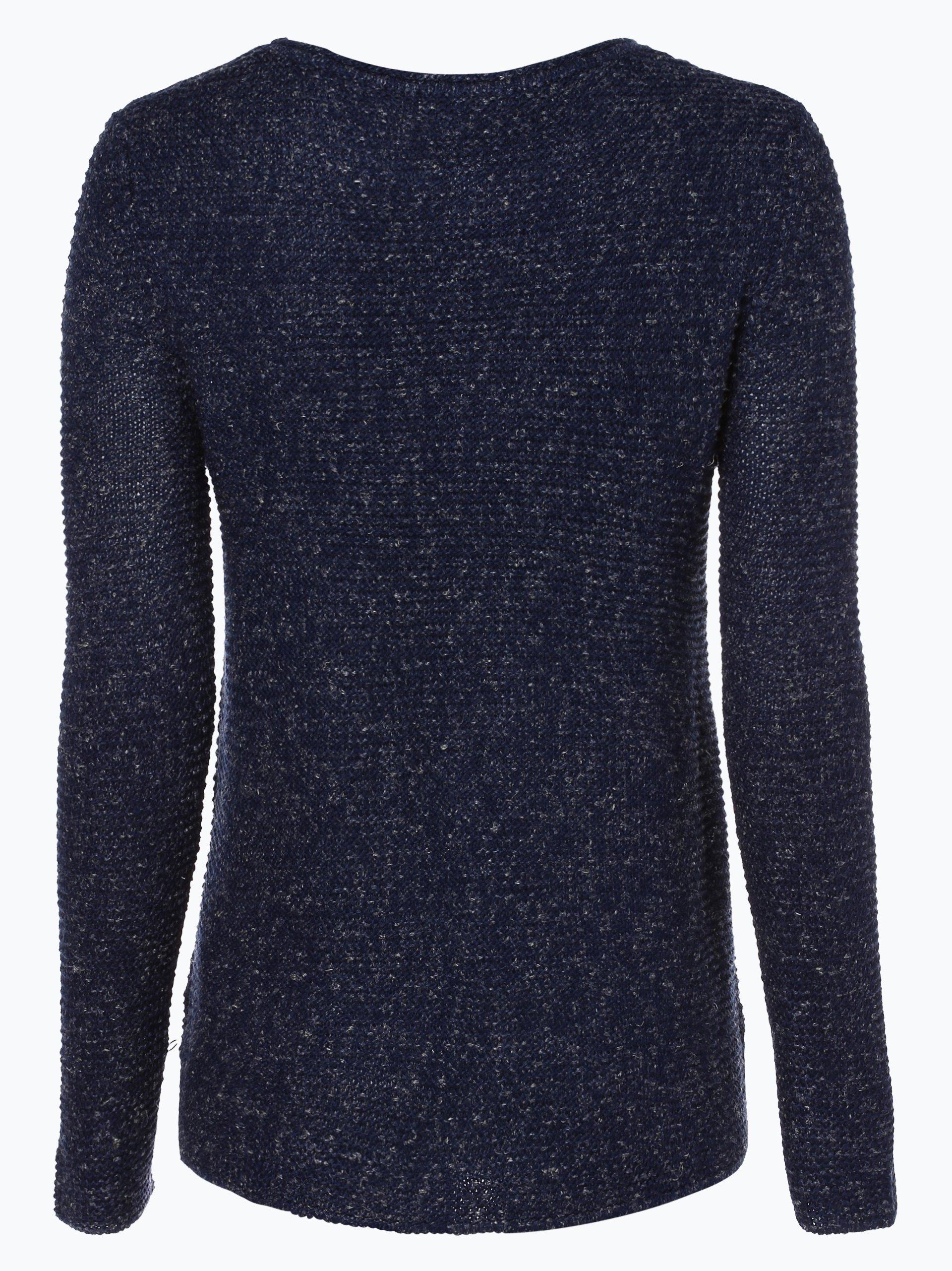 Apriori Damen Pullover mit Leinen-Anteil