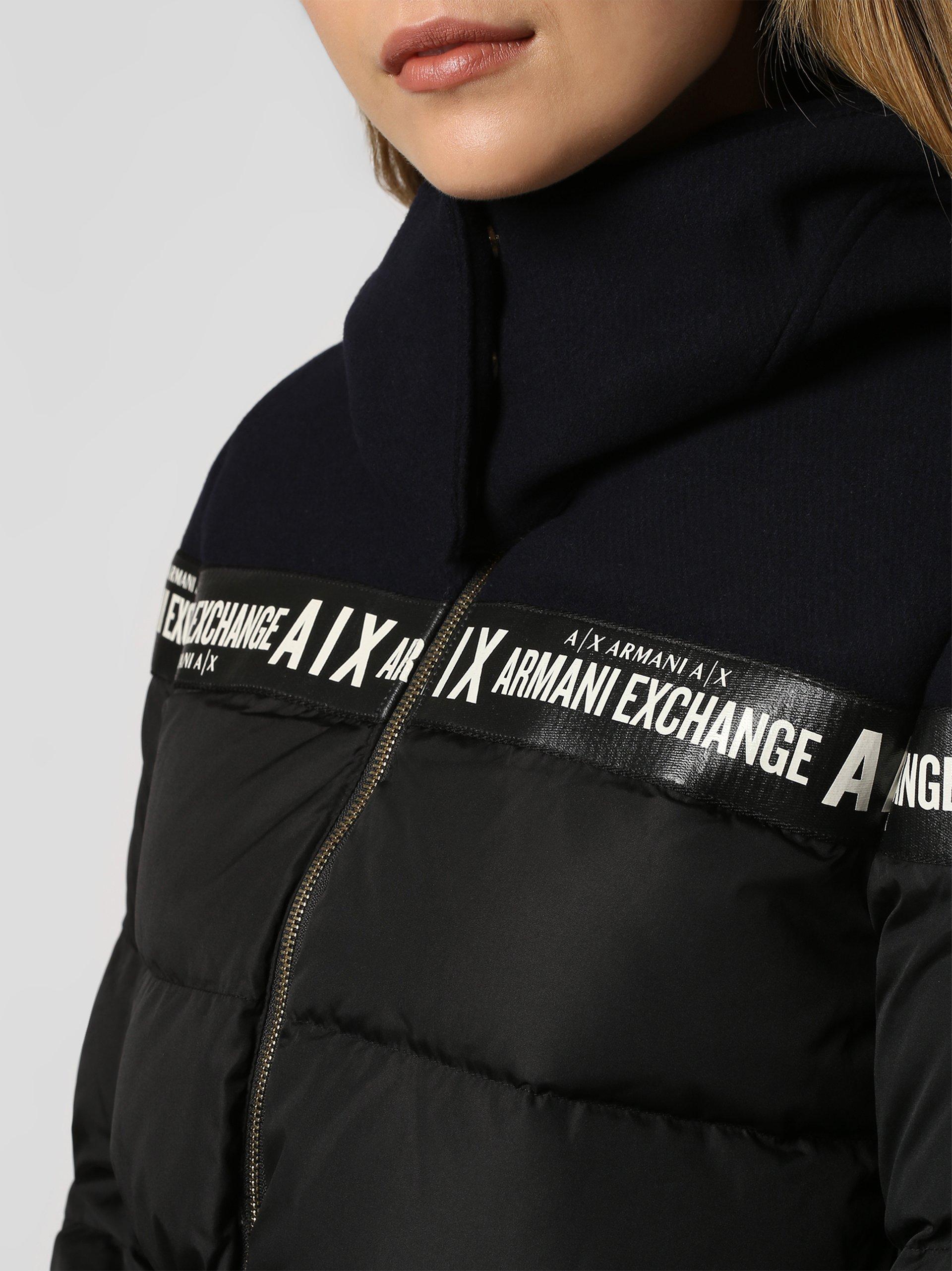 Armani Exchange Damen Daunenjacke