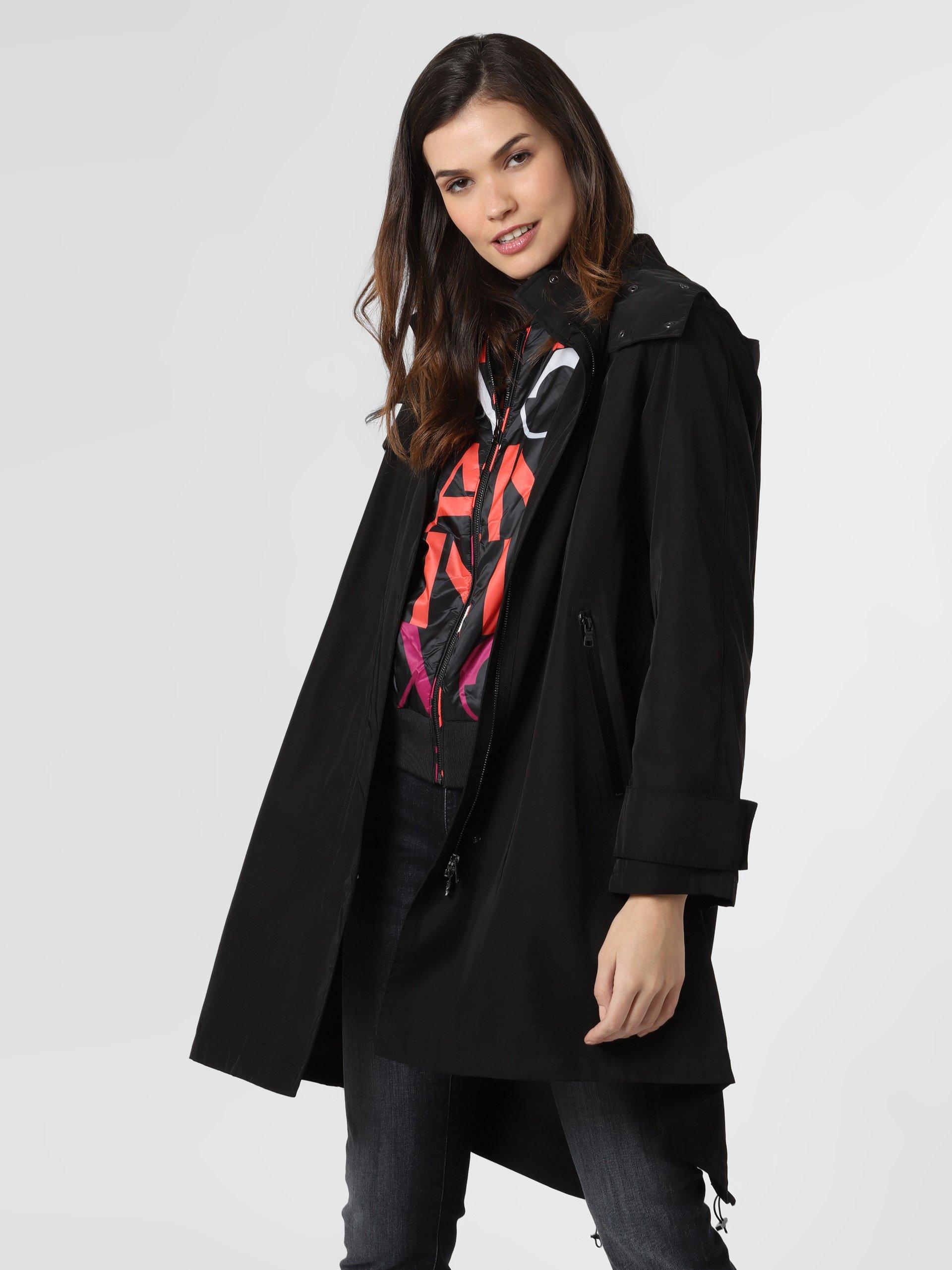 Armani Exchange Damski płaszcz 3 w 1