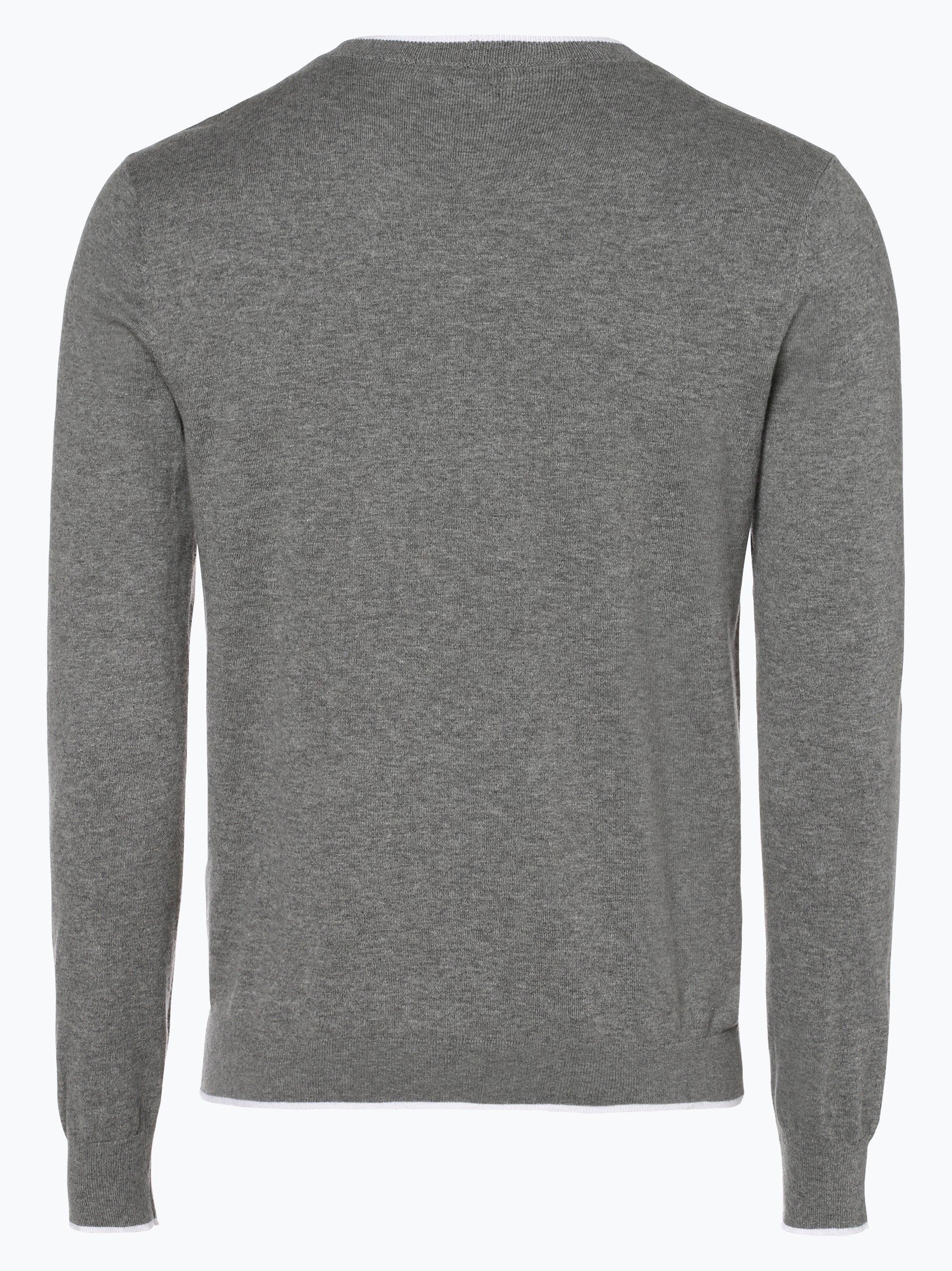 armani exchange herren pullover mit cashmere anteil online kaufen vangraaf com. Black Bedroom Furniture Sets. Home Design Ideas