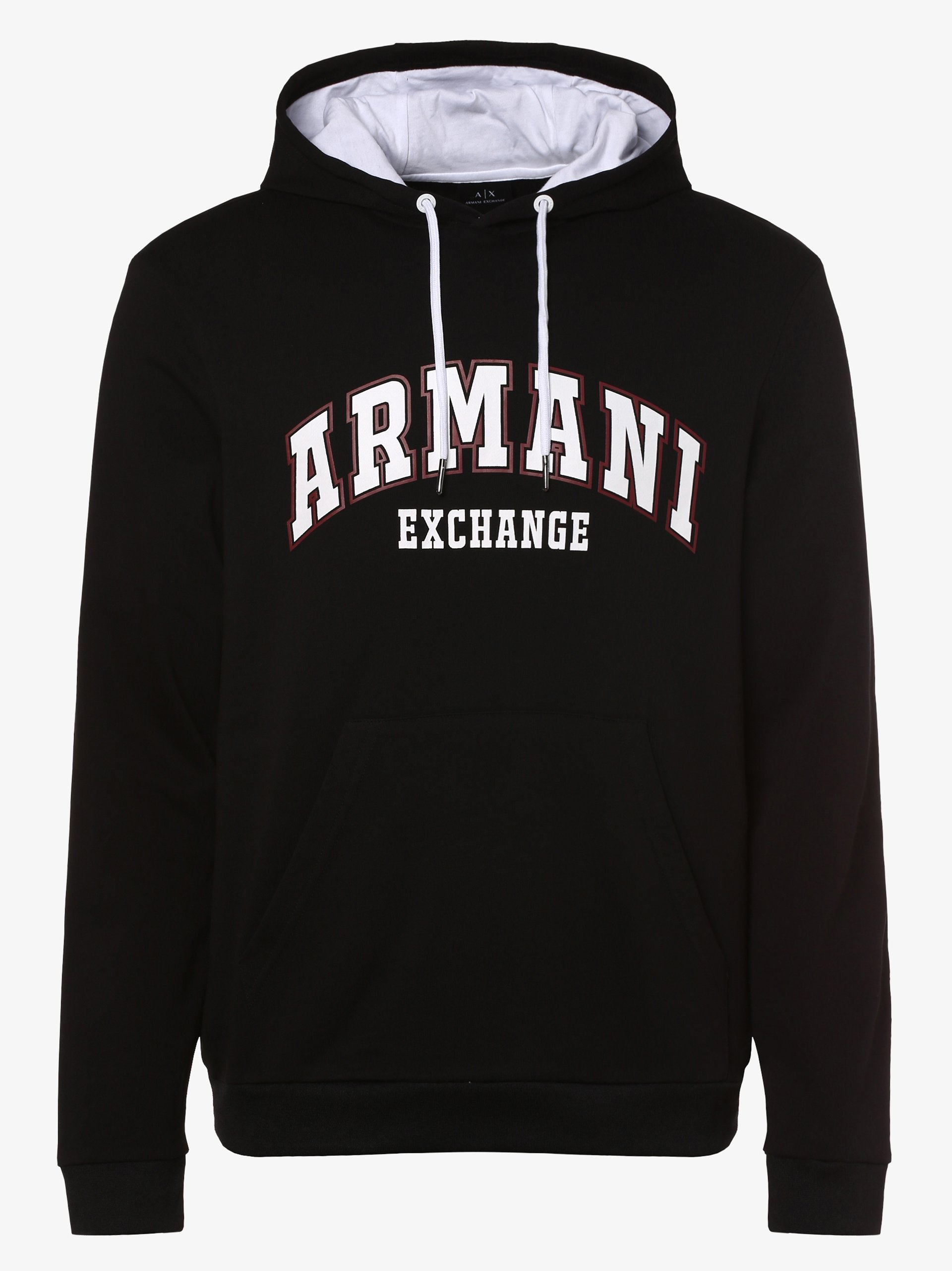 Armani Exchange Męska bluza nierozpinana