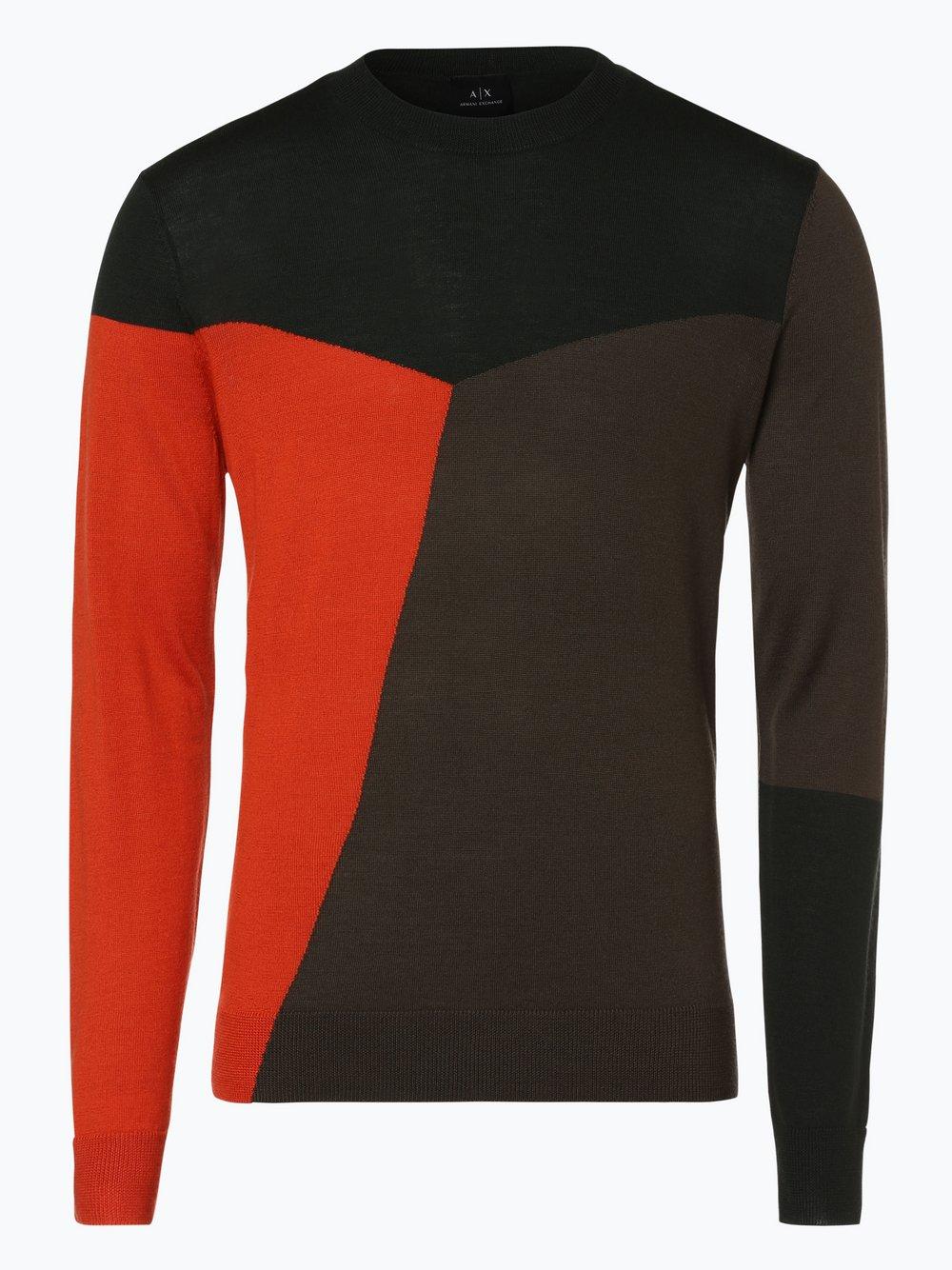 Armani Exchange Sweter męski kup online | VANGRAAF.COM