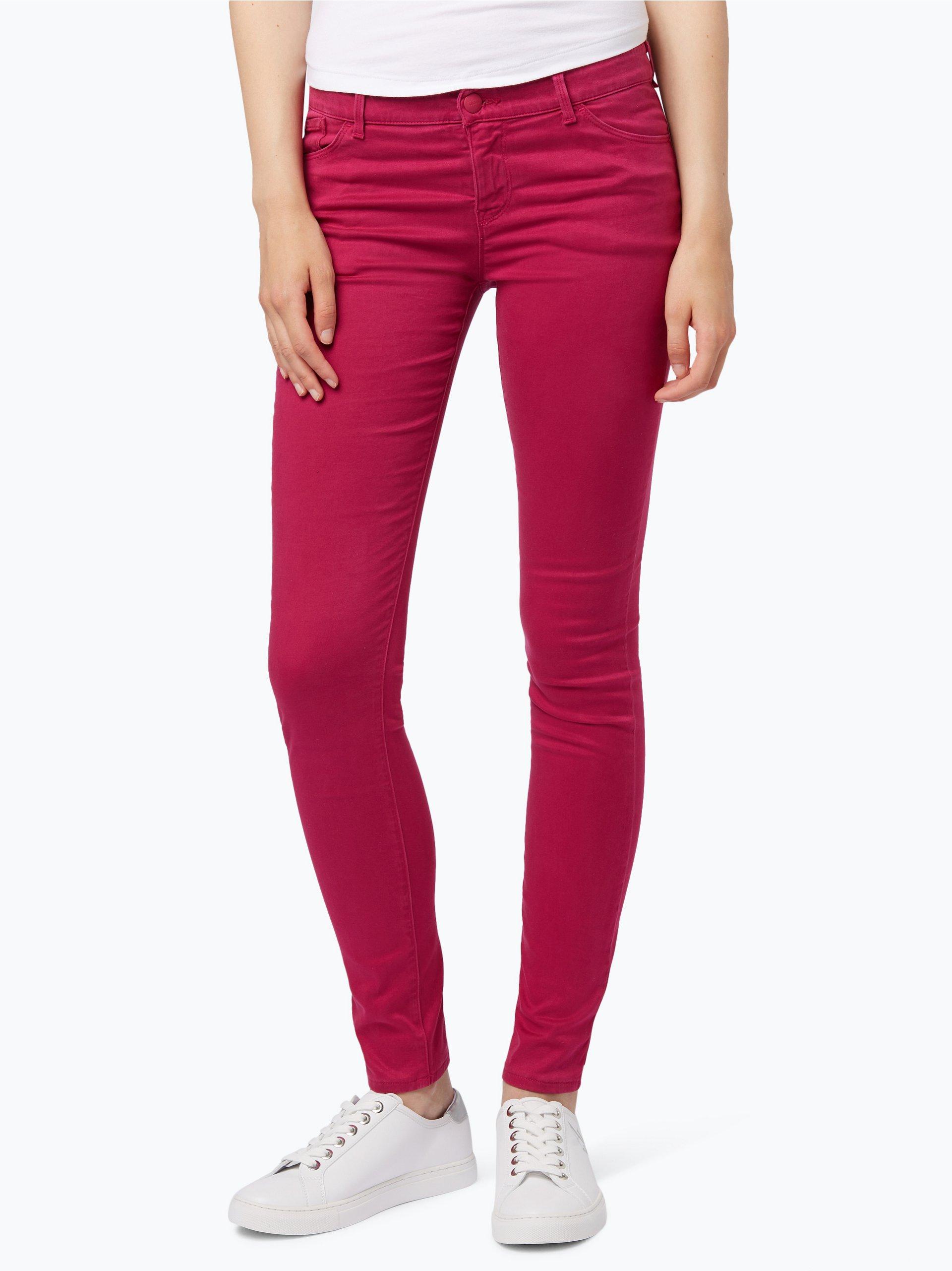 armani jeans damen jeans j23 lily pink uni online kaufen. Black Bedroom Furniture Sets. Home Design Ideas