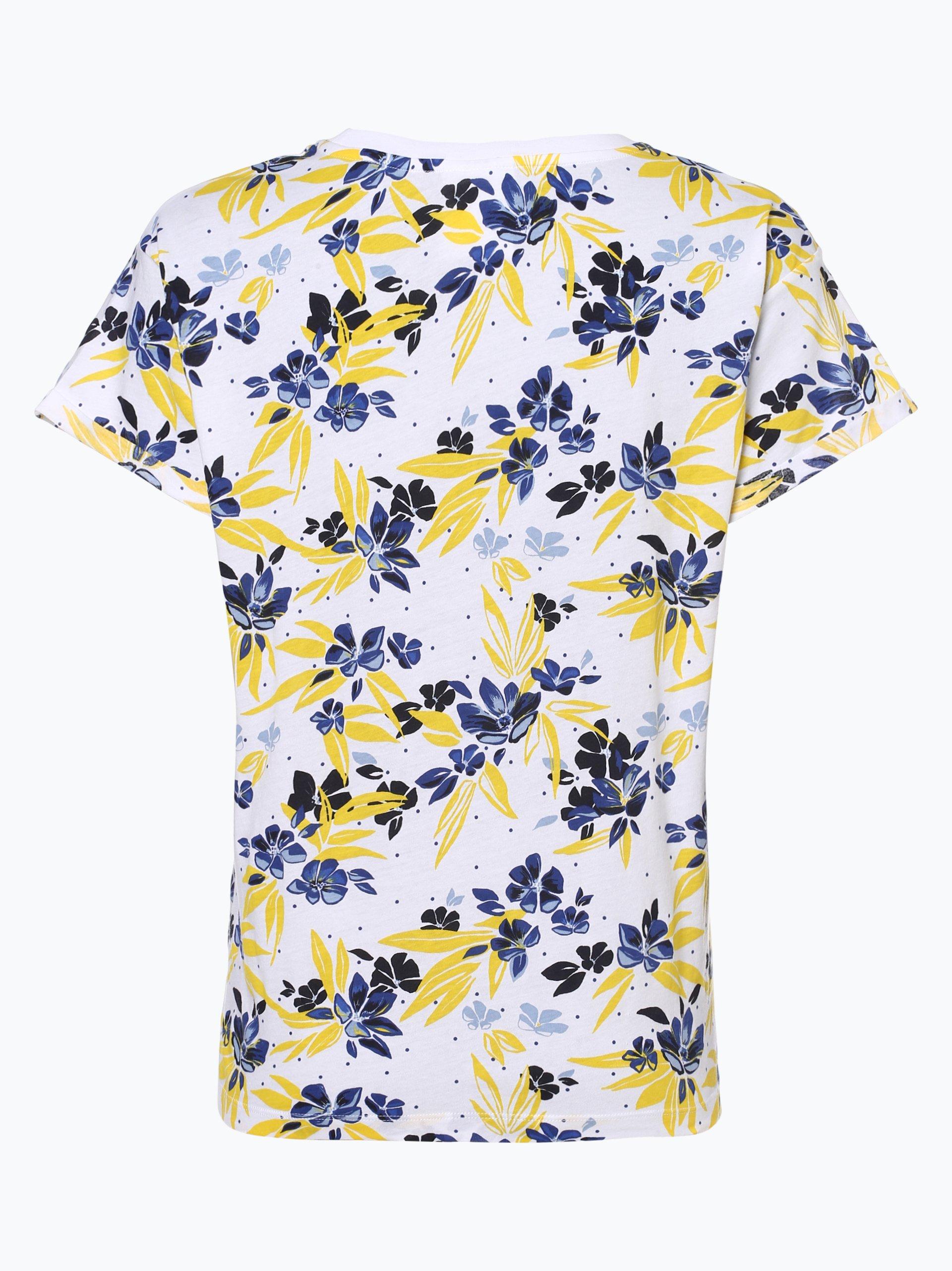 ARMEDANGELS Damen T-Shirt - Naalin Dispersed Flowers