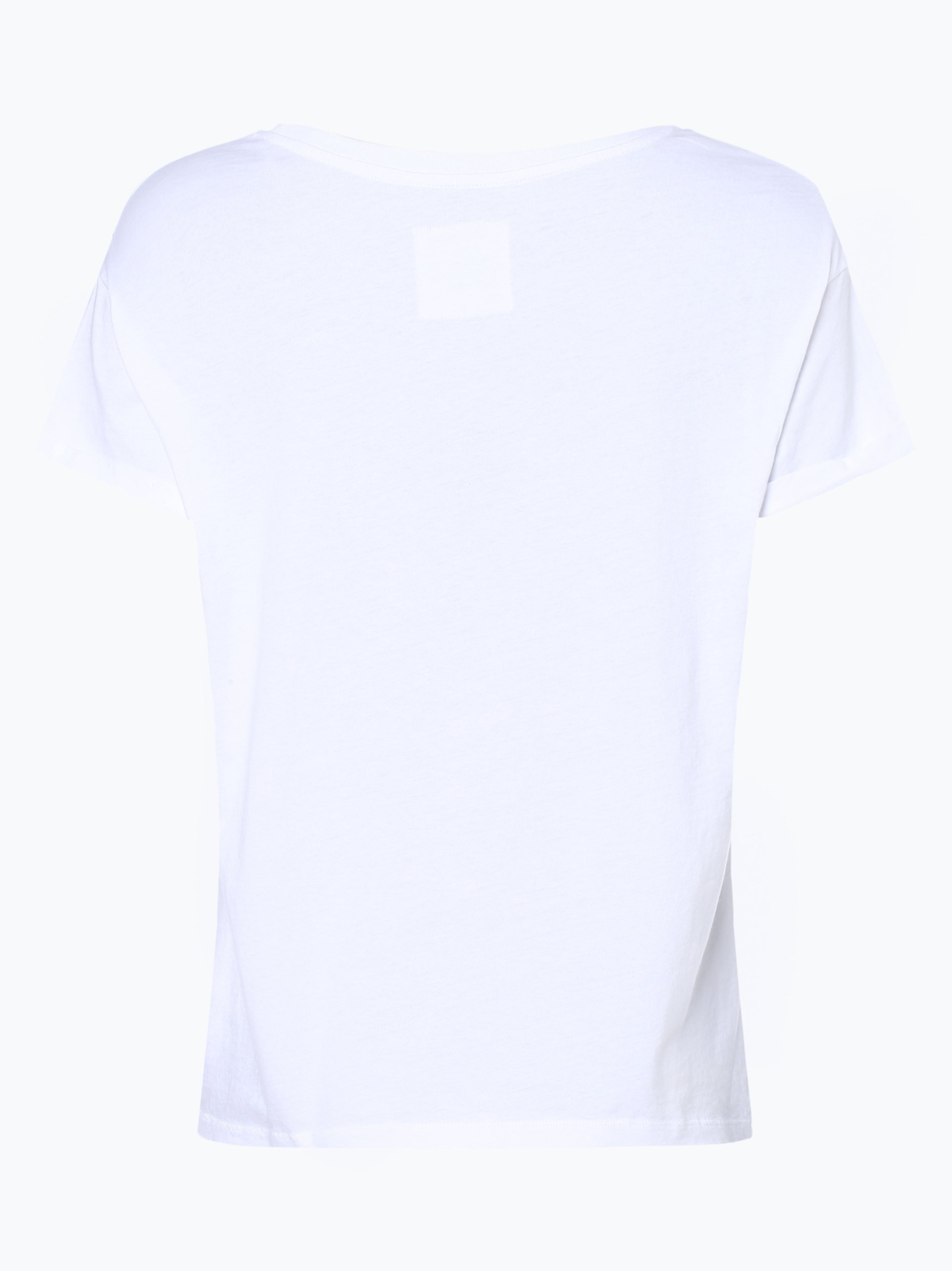 ARMEDANGELS Damen T-Shirt - Nalin Cranes in The Sky