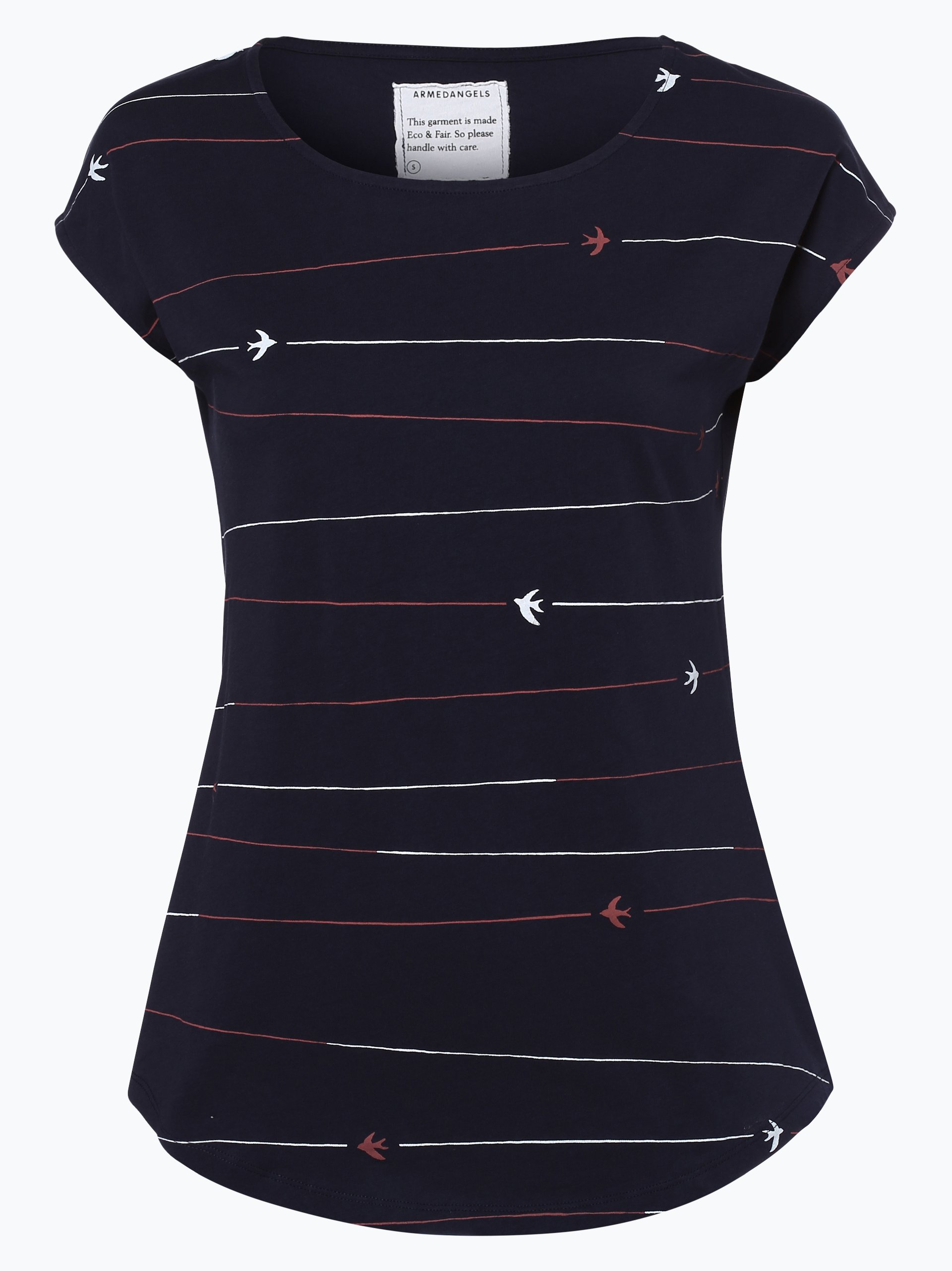 ARMEDANGELS Damen T-Shirt - Scarlett