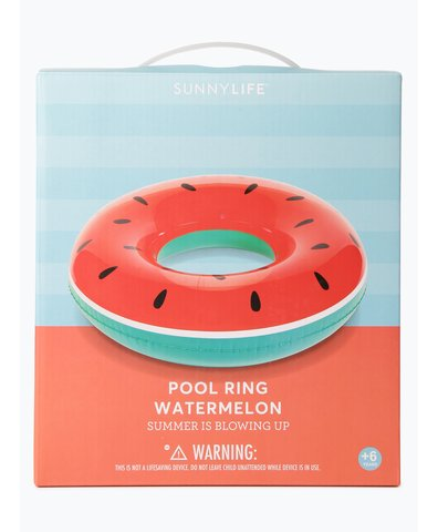 Aufblasbarer Schwimmreifen - Watermelon