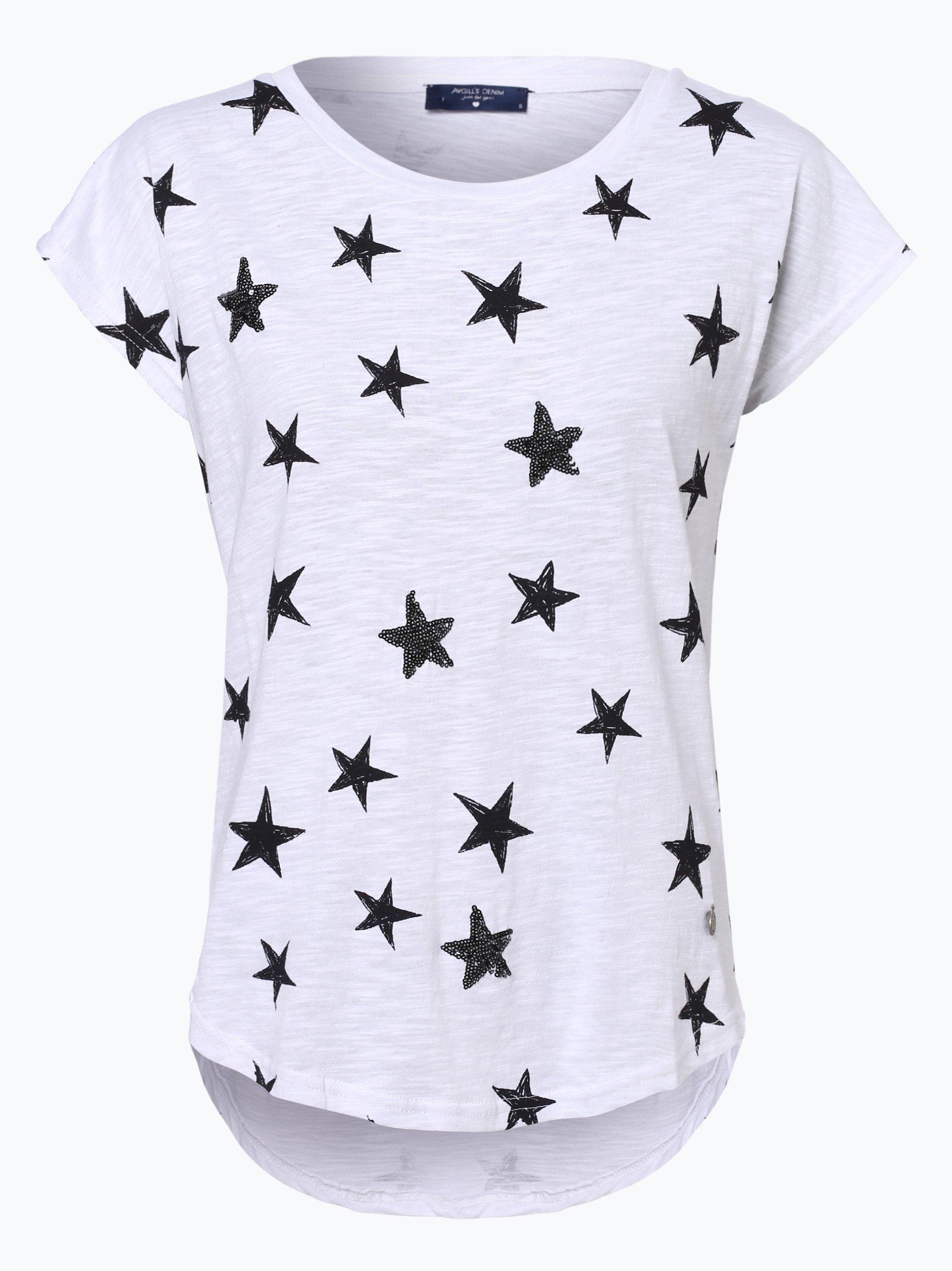Aygill\'s Denim T-shirt damski