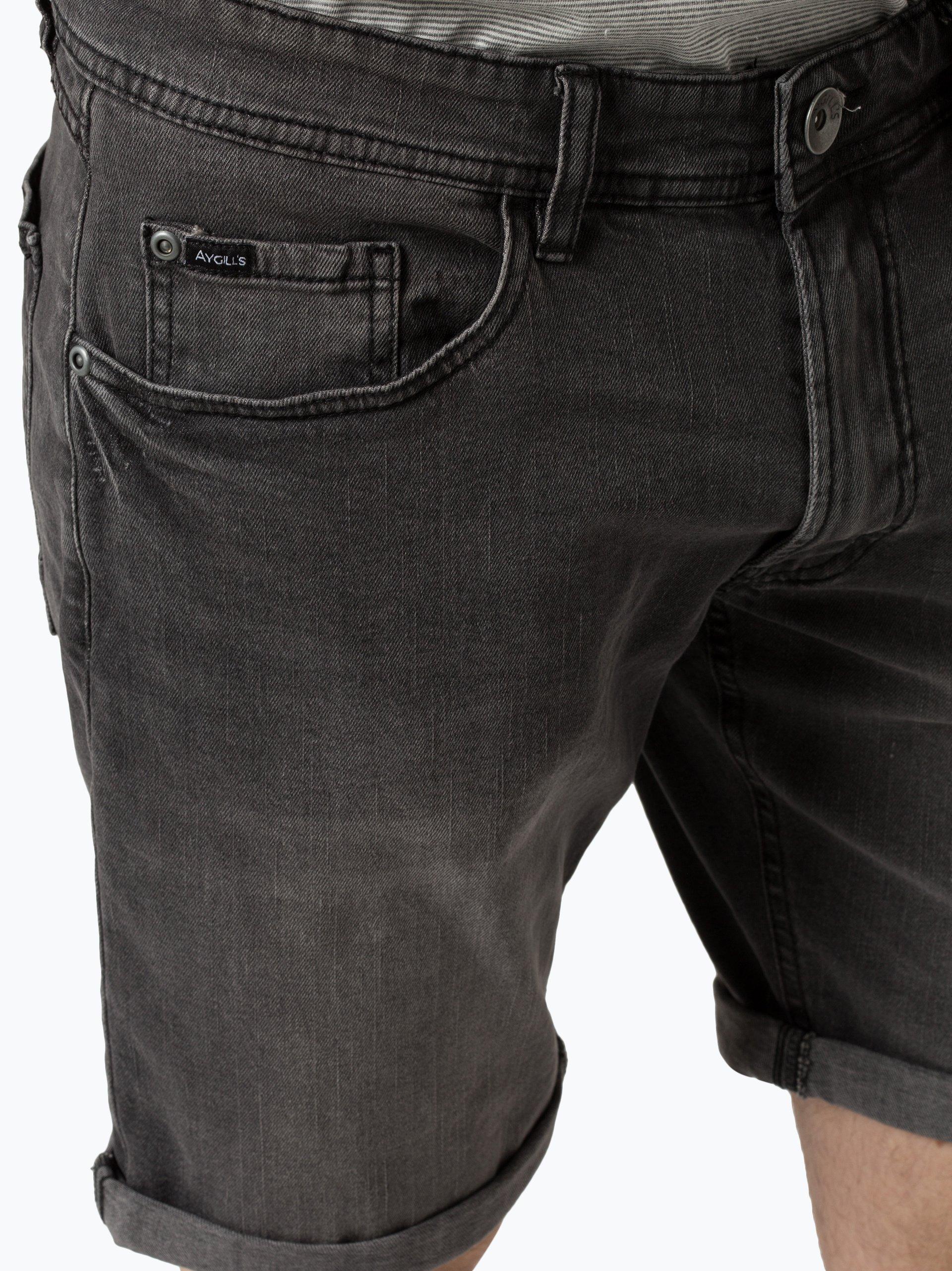 Aygill\'s Herren Jeansshorts
