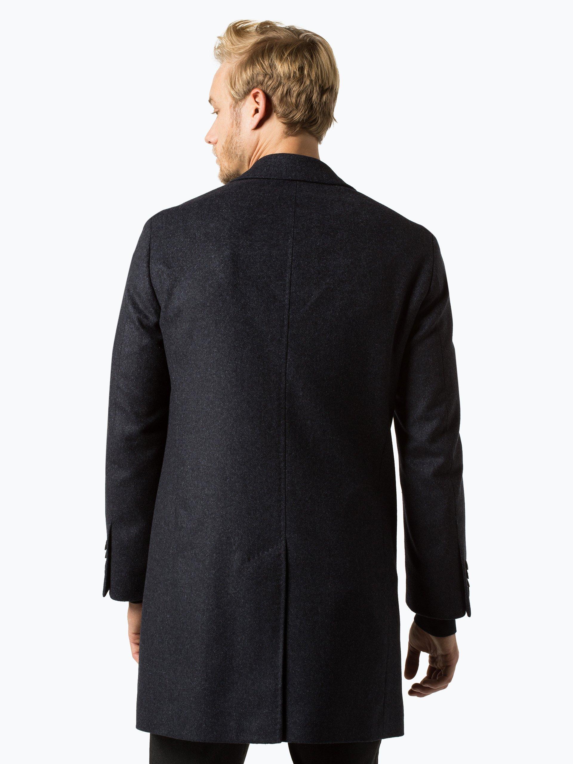 Baldessarini Płaszcz męski z dodatkiem kaszmiru – Duncan
