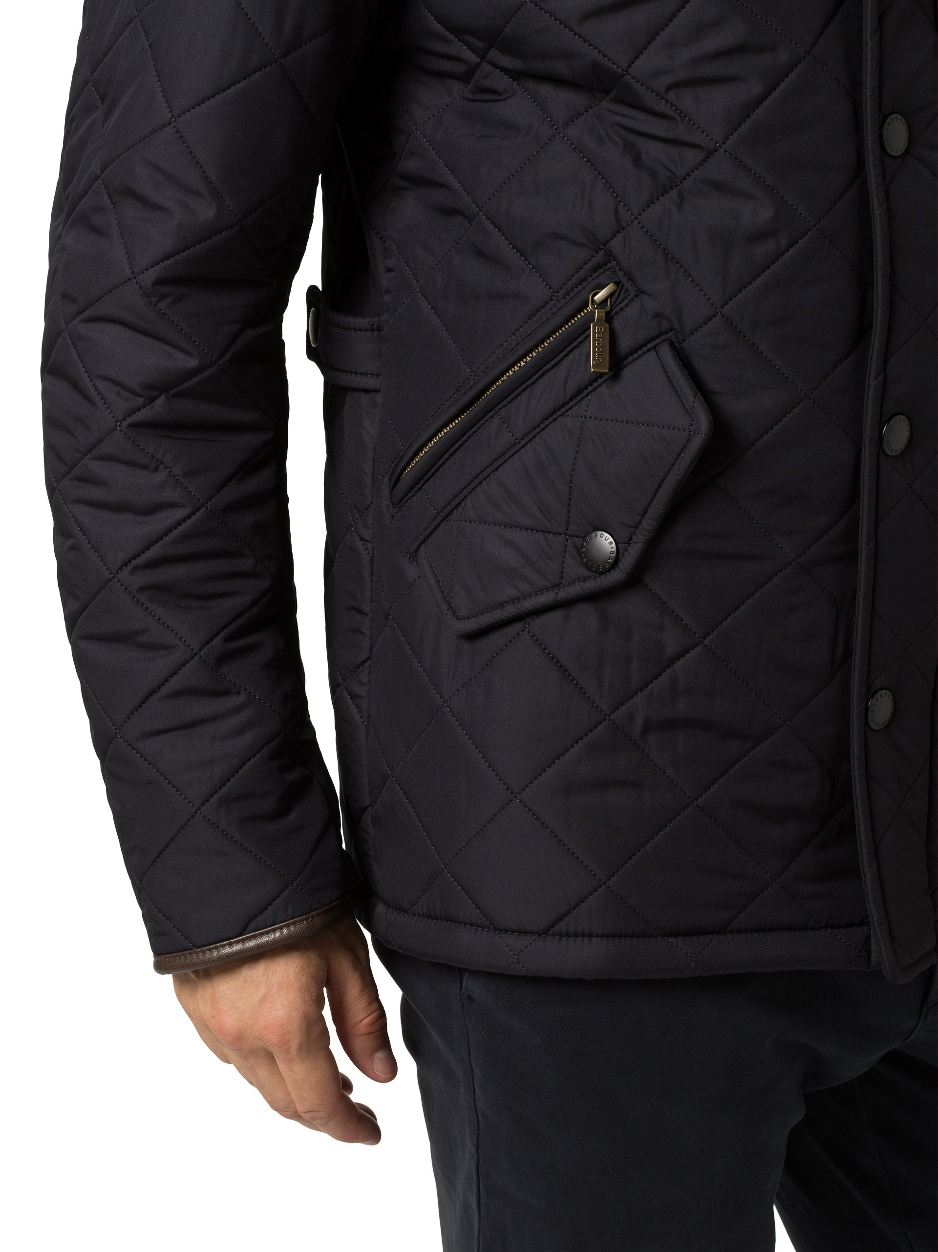 Barbour Herren Steppjacke - Powell