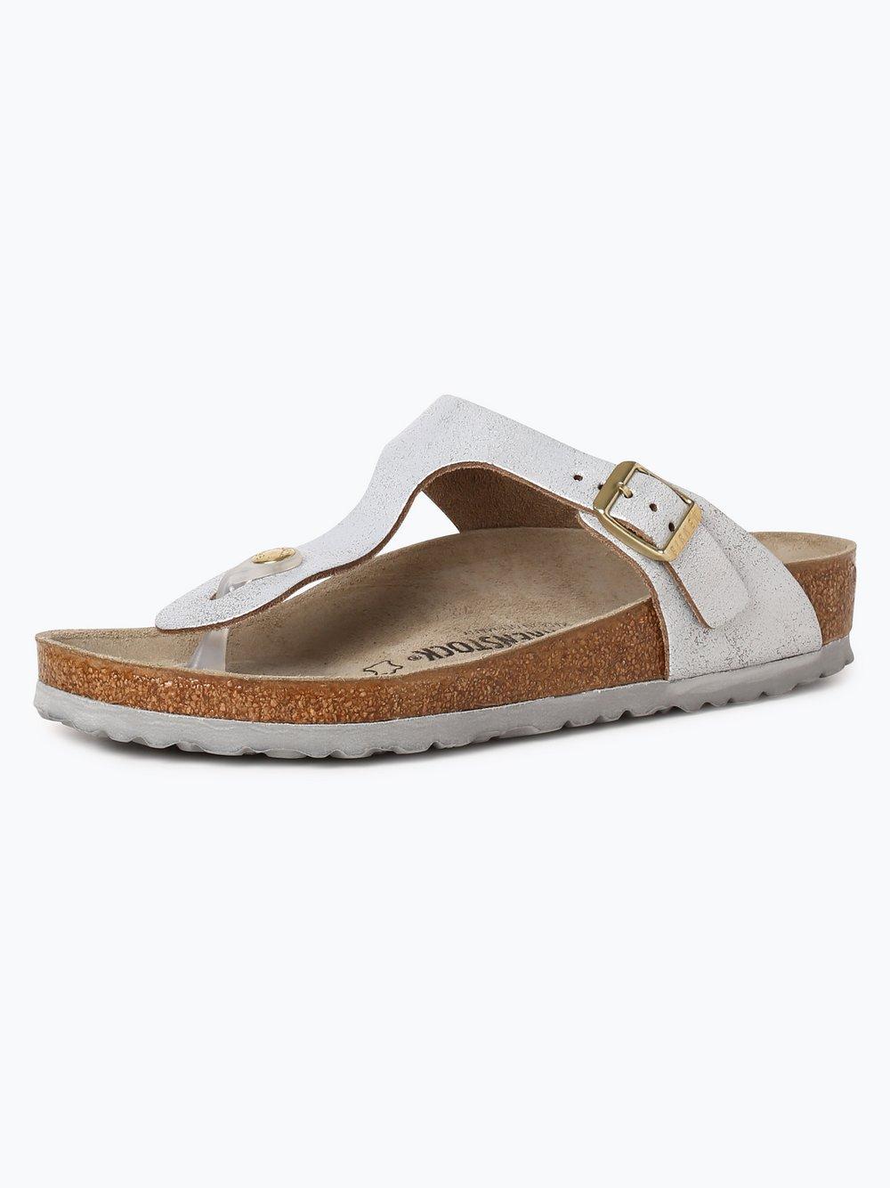 Birkenstock Damen Sandalen aus Leder Gizeh BS online