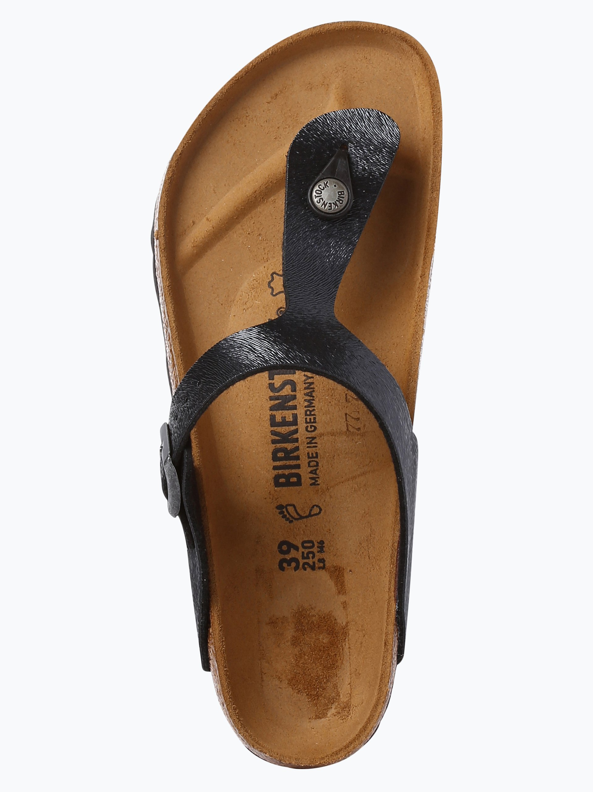 birkenstock damen sandalen mit leder anteil gizeh bs 2 online kaufen peek und cloppenburg de. Black Bedroom Furniture Sets. Home Design Ideas