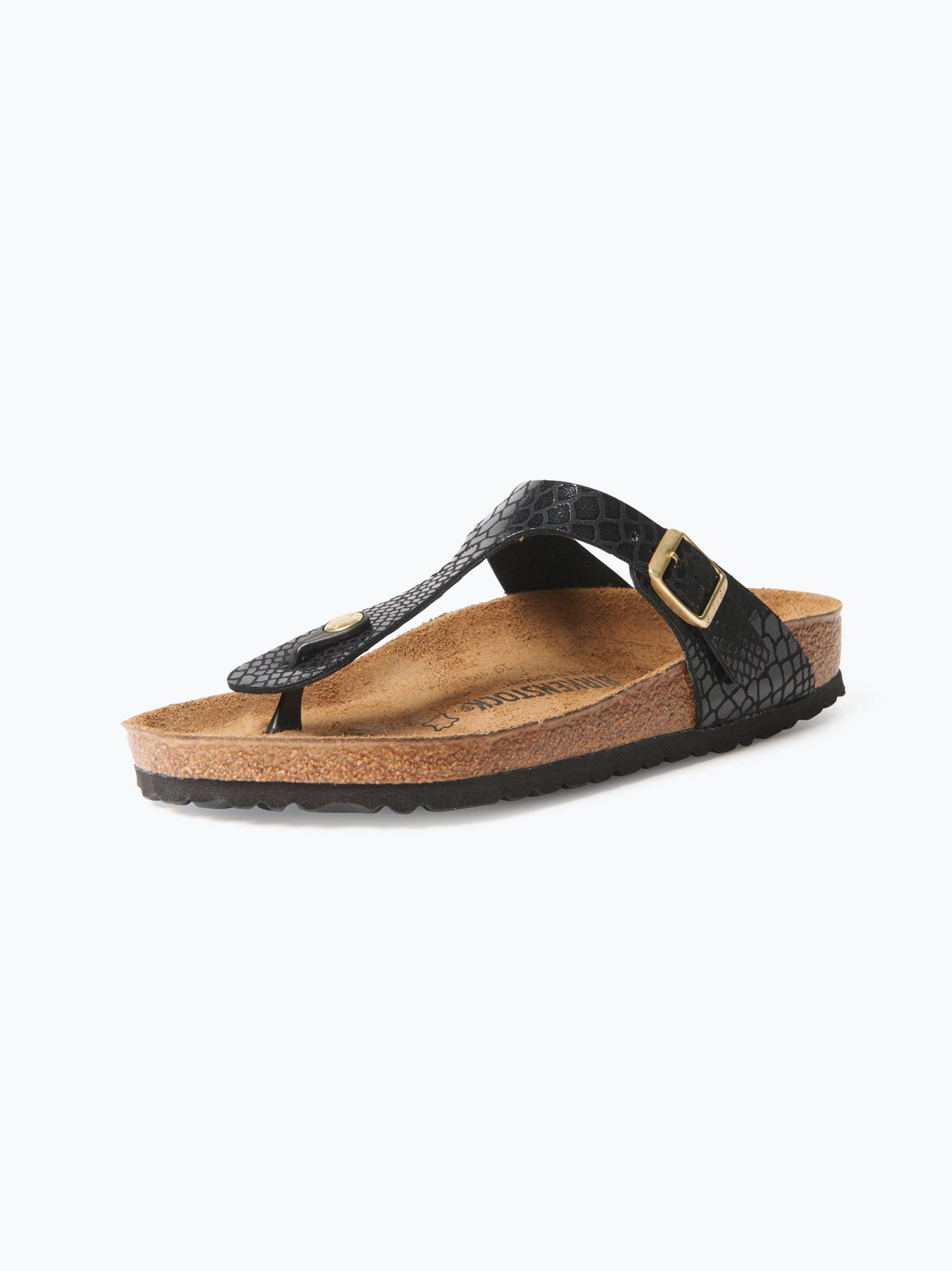birkenstock damen sandalen mit leder anteil 2 online kaufen peek und cloppenburg de. Black Bedroom Furniture Sets. Home Design Ideas